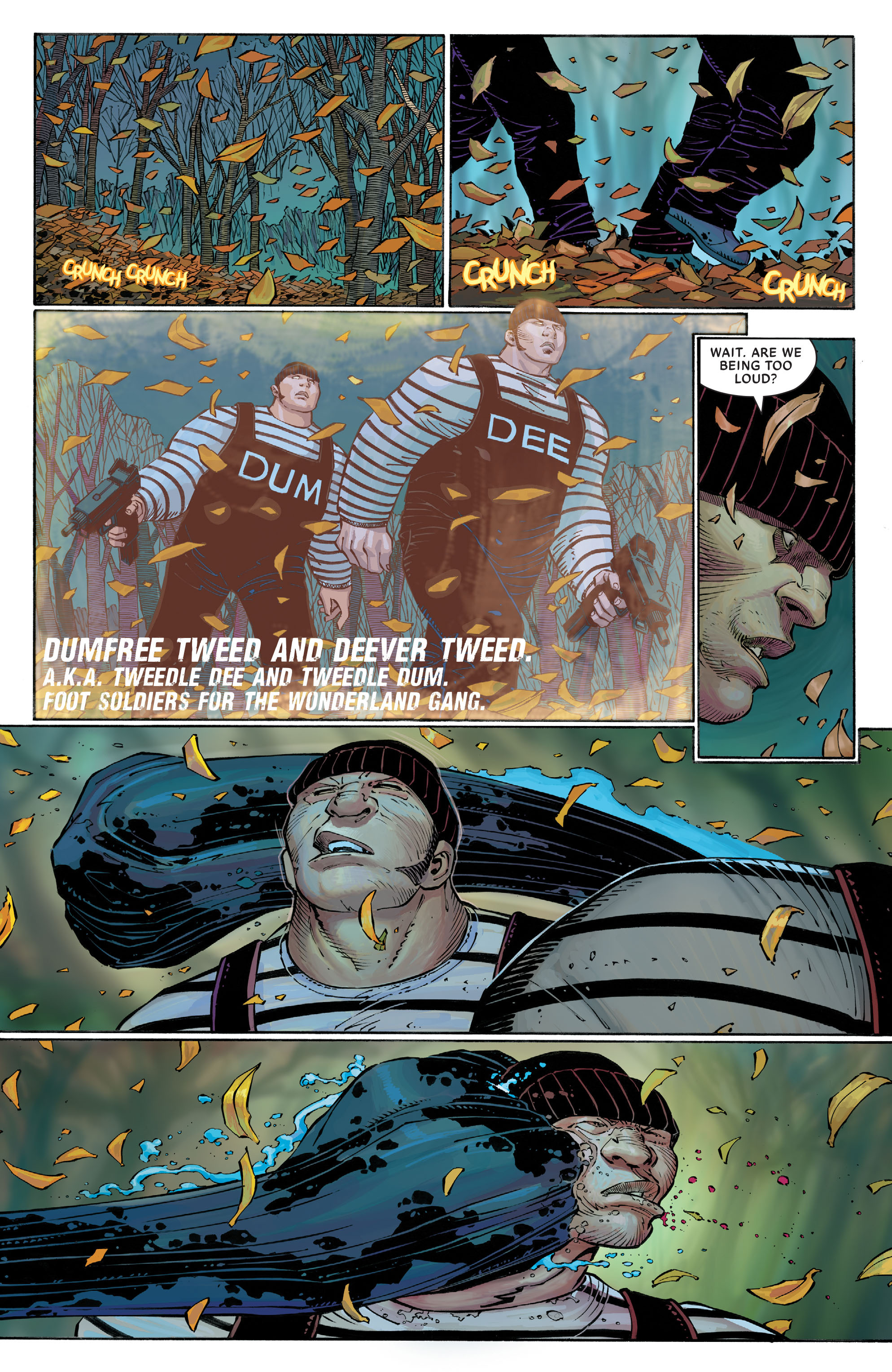 Read online All-Star Batman comic -  Issue #5 - 13