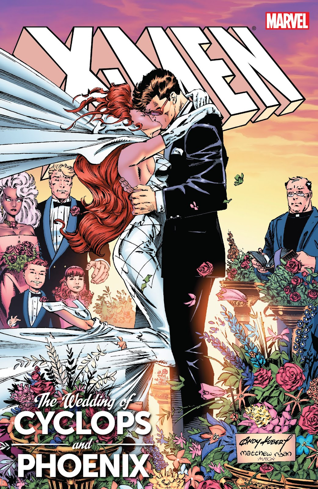 X-Men: The Wedding of Cyclops and Phoenix TPB_Part_1 Page 1