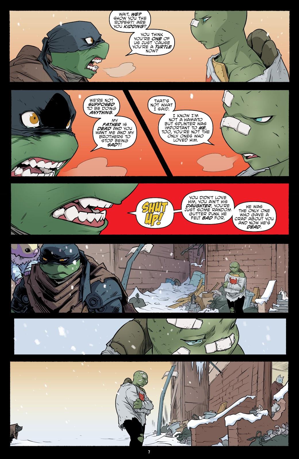 Read online Teenage Mutant Ninja Turtles (2011) comic -  Issue #103 - 9