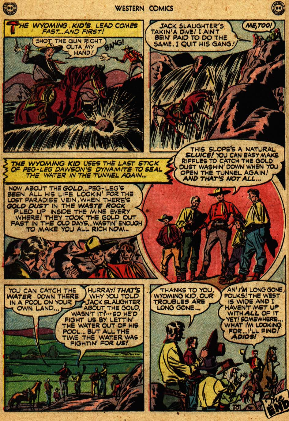 Western Comics issue 9 - Page 12