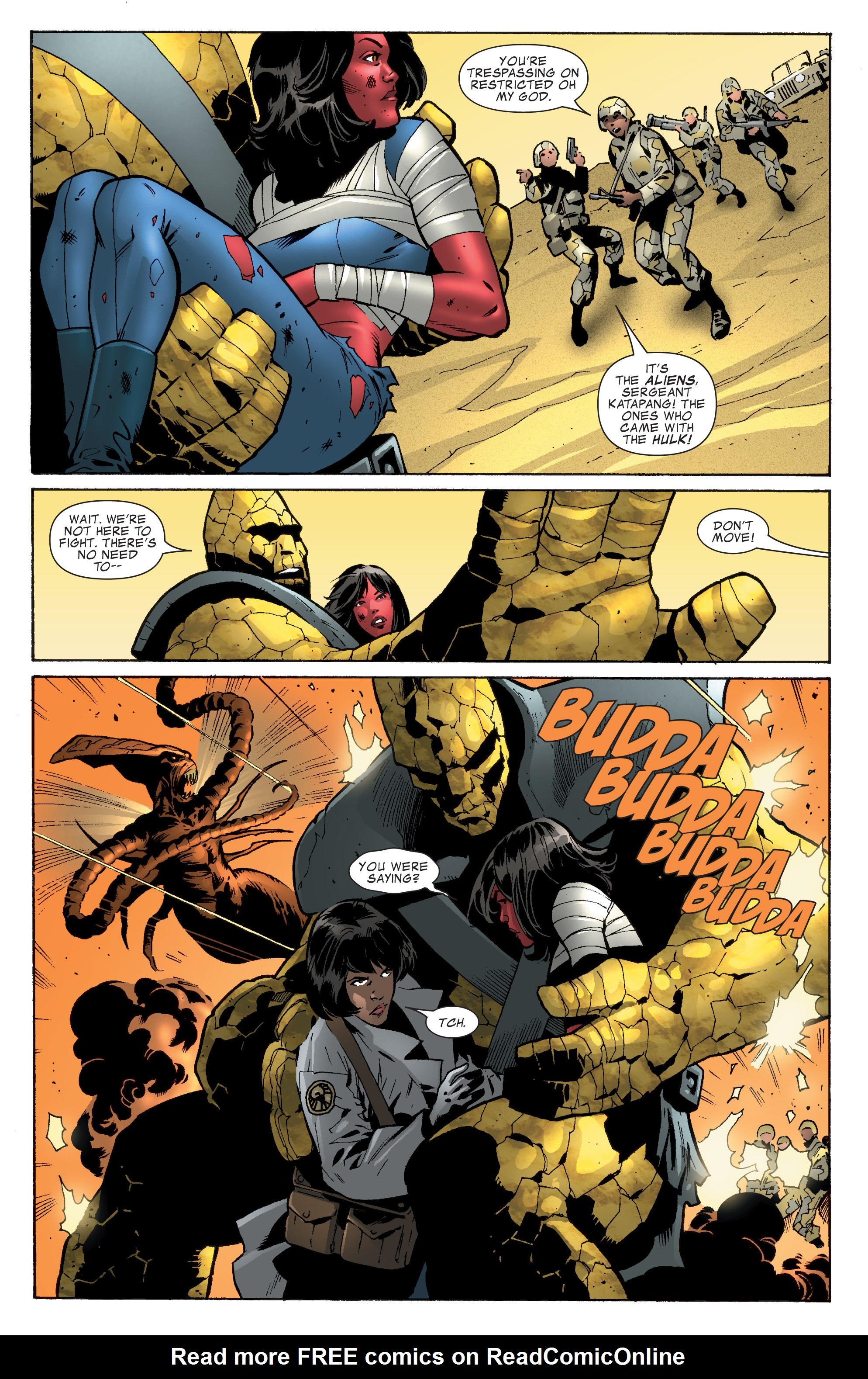 Read online World War Hulk Aftersmash: Warbound, Vol. 1 comic -  Issue #1 - 11