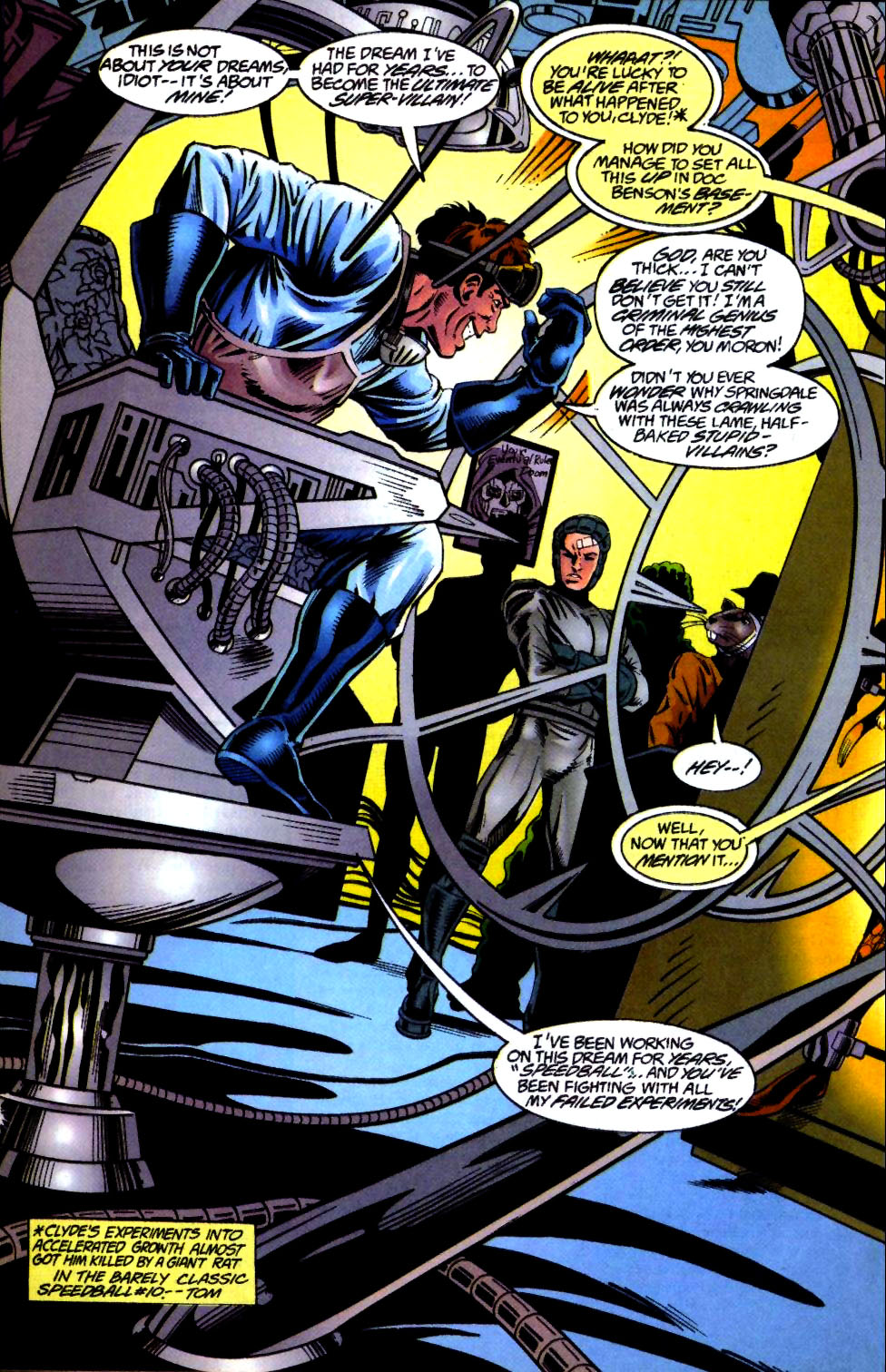 The New Warriors Issue #66 #70 - English 19