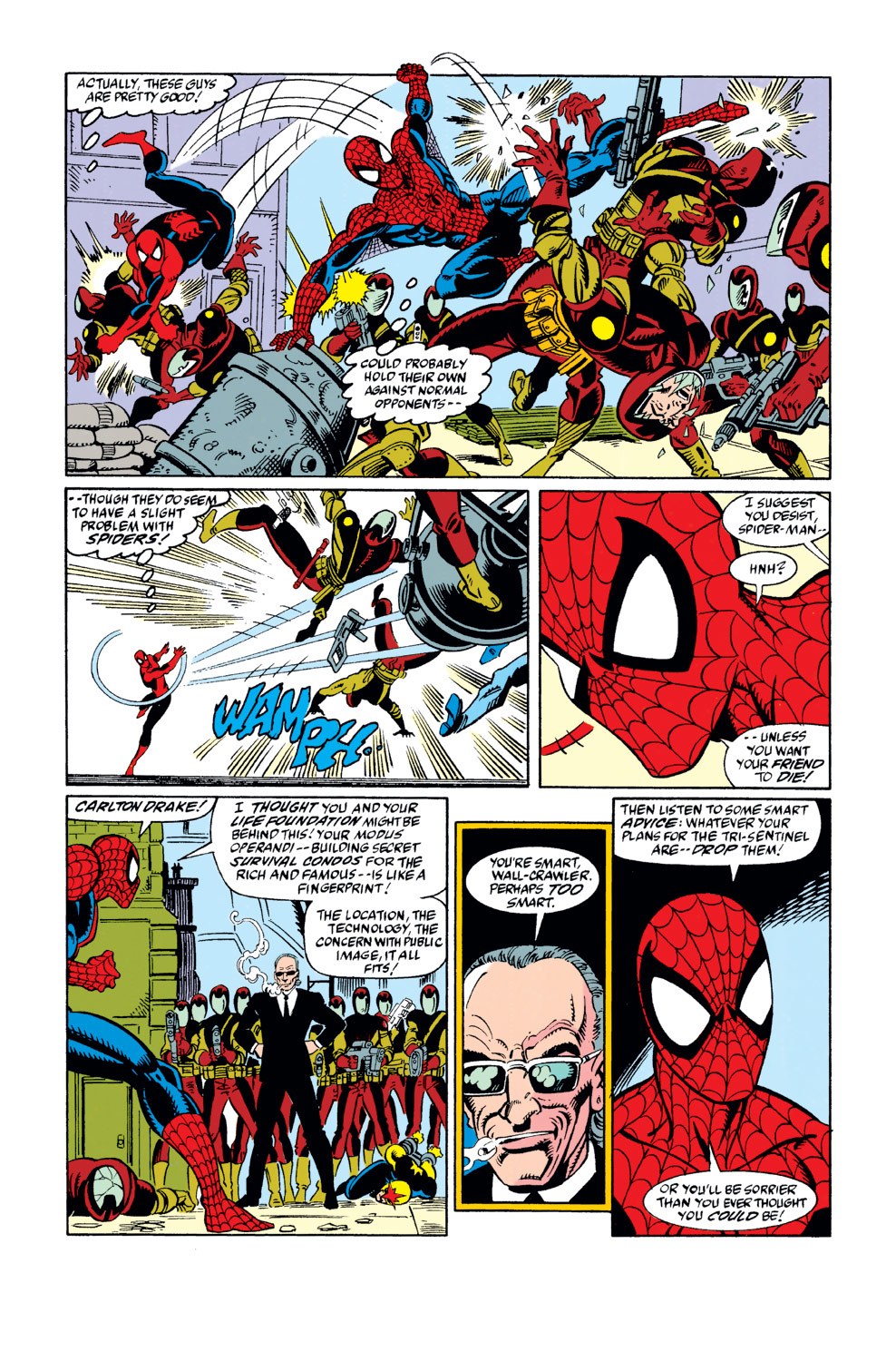 The Amazing Spider-Man (1963) 351 Page 17