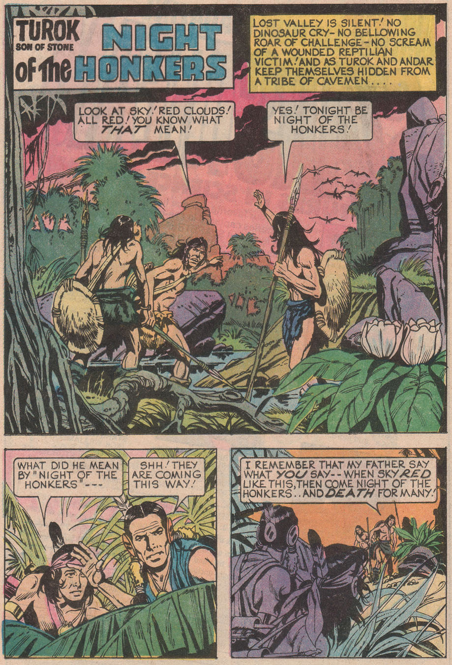 Read online Turok, Son of Stone comic -  Issue #113 - 20