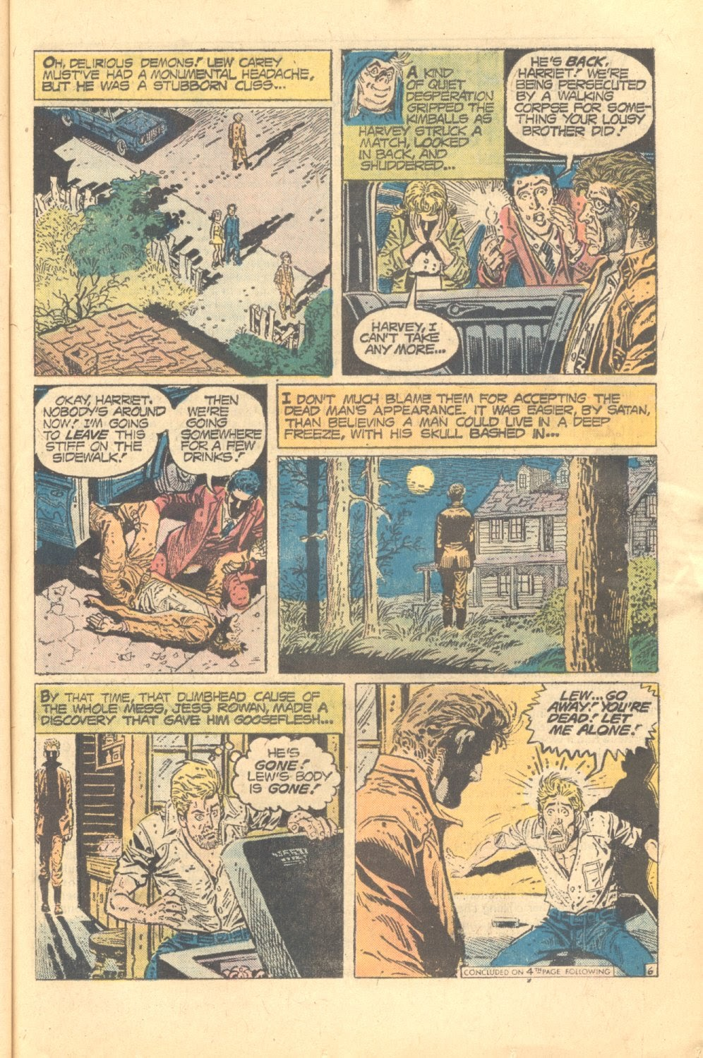 The Witching Hour (1969) issue 60 - Page 11