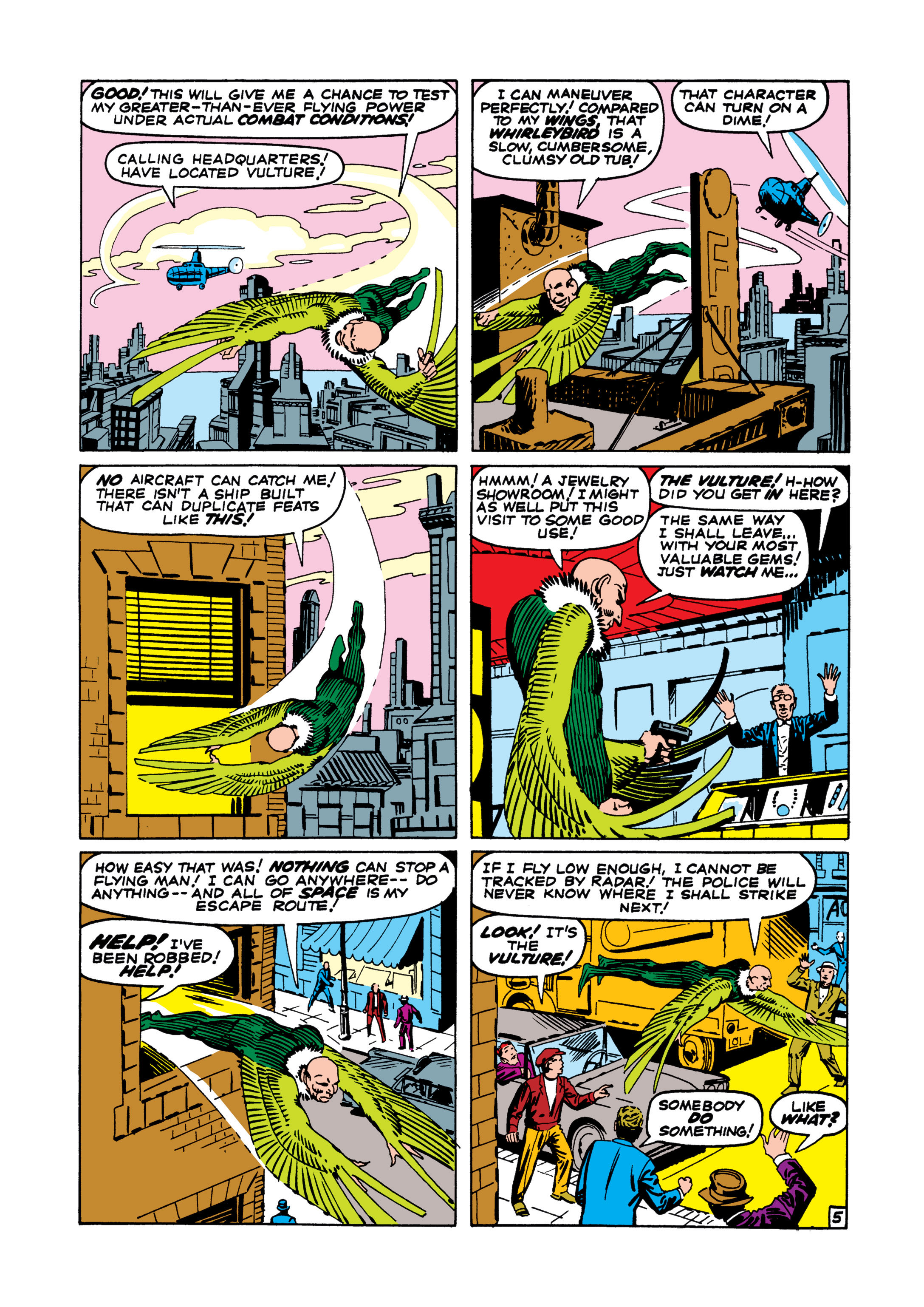 The Amazing Spider-Man (1963) 7 Page 5