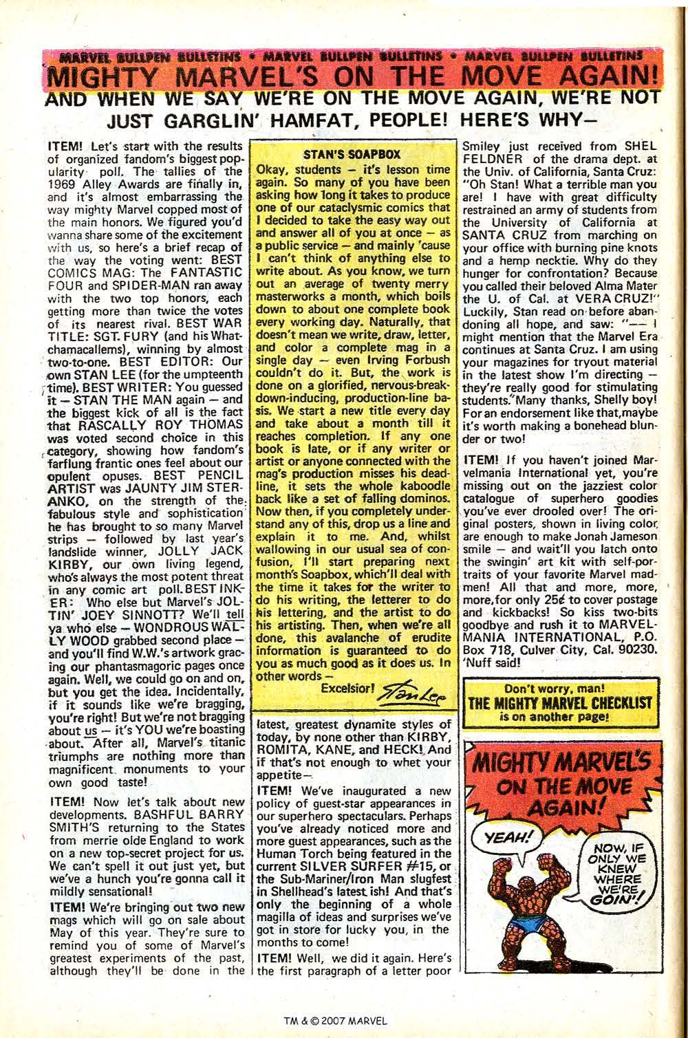 Read online Silver Surfer (1968) comic -  Issue #15 - 30