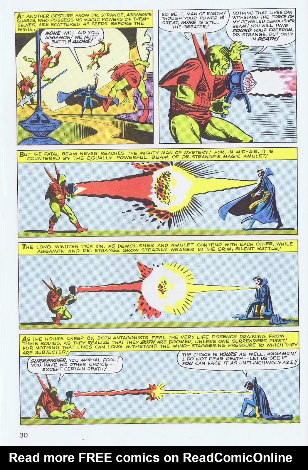 Doctor Strange: Master of the Mystic Arts issue TPB - Page 28