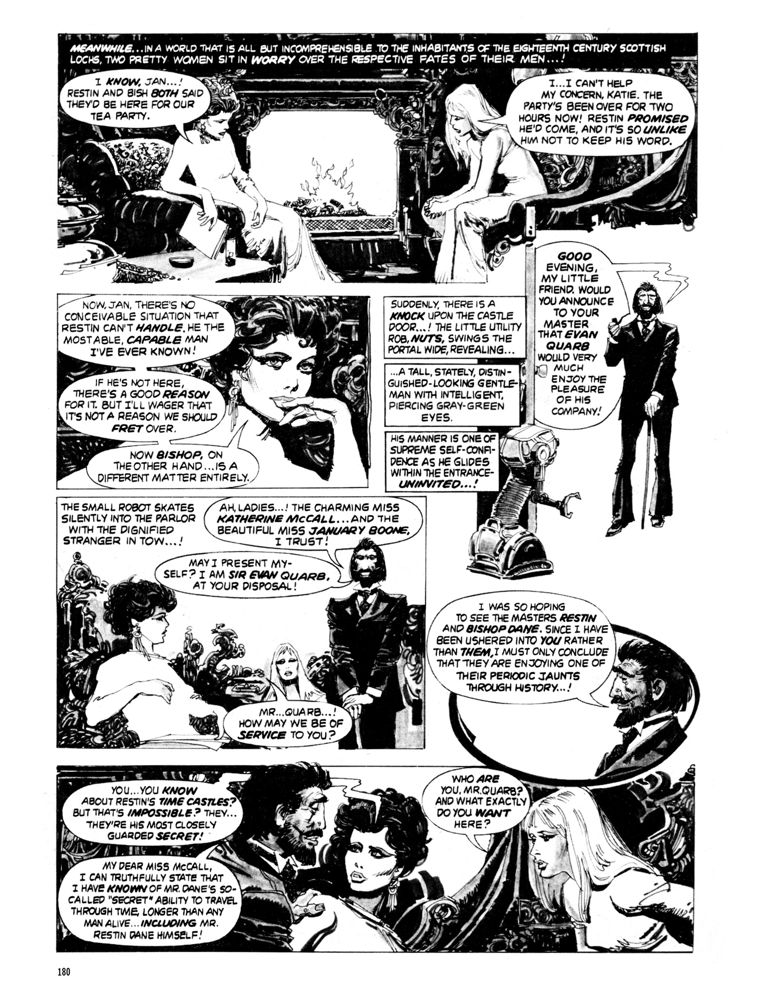 Read online Eerie Archives comic -  Issue # TPB 20 - 180