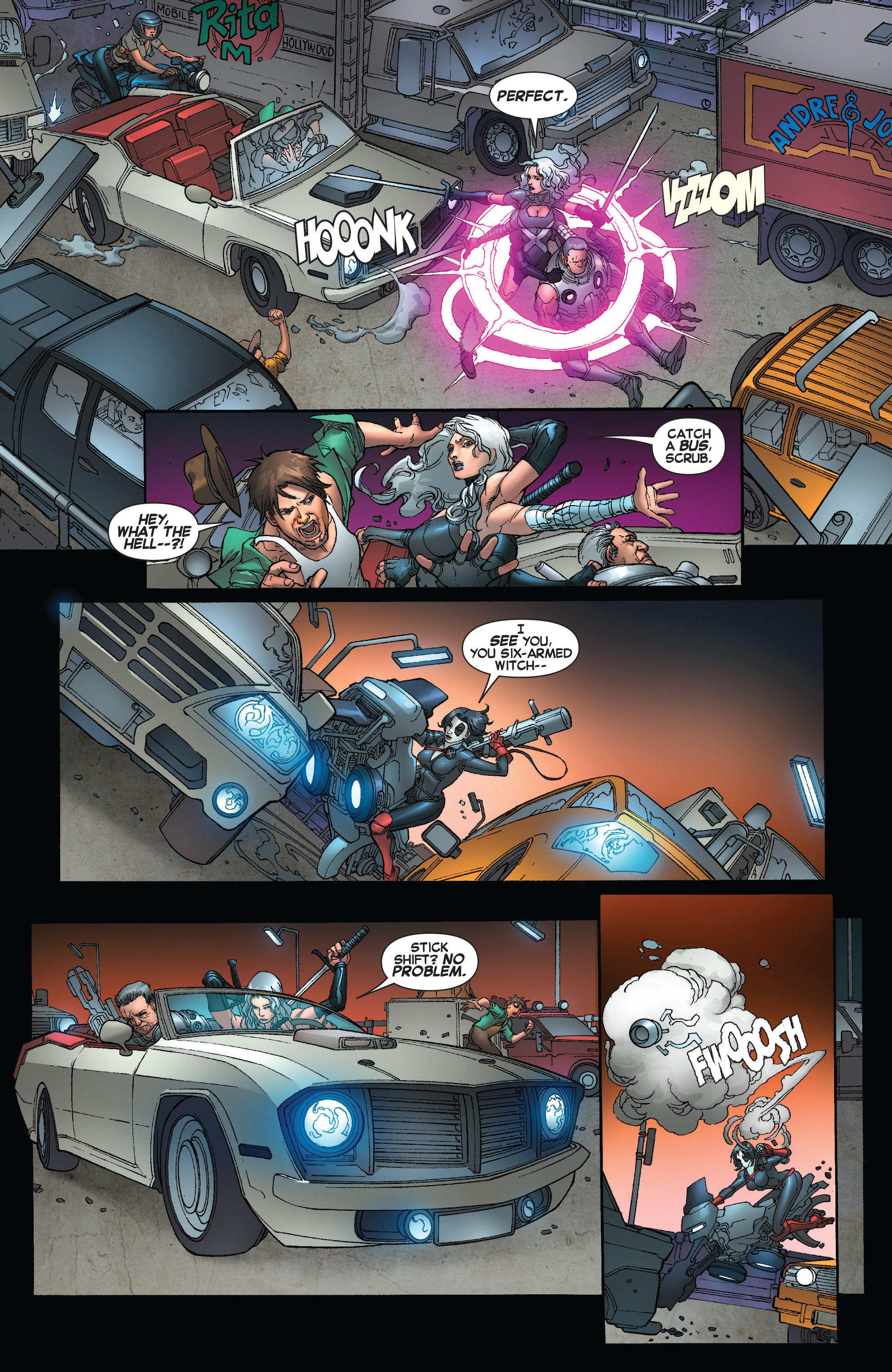 Read online Uncanny X-Force (2013) comic -  Issue #16 - 11
