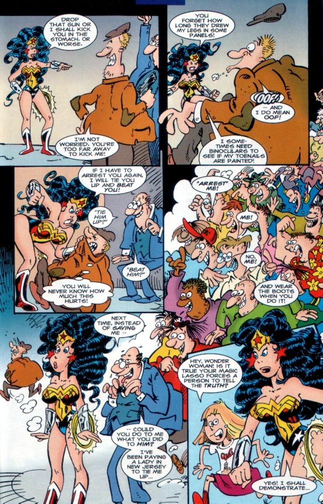 Read online Sergio Aragones Destroys DC comic -  Issue # Full - 20