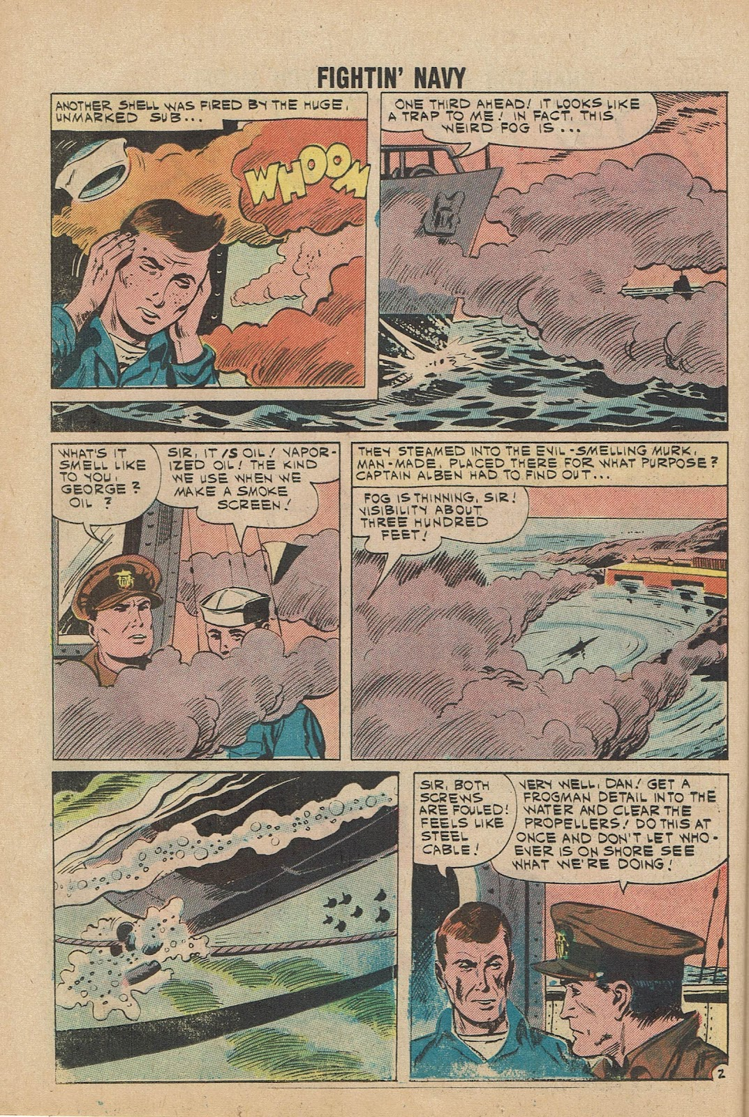 Read online Fightin' Navy comic -  Issue #98 - 26