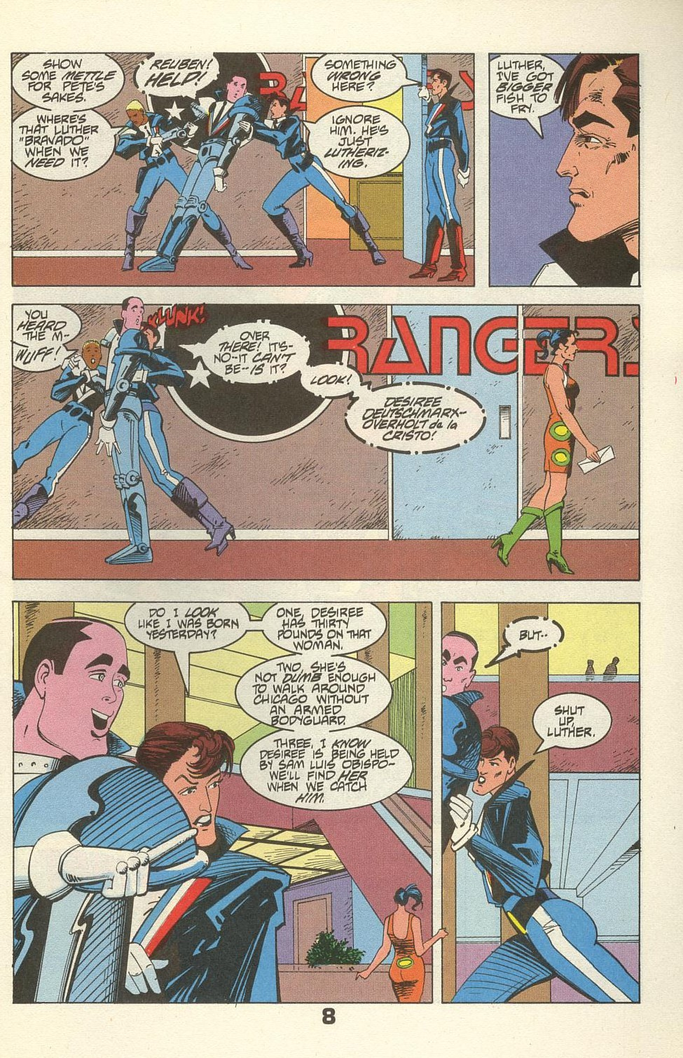 Read online American Flagg! comic -  Issue #34 - 11