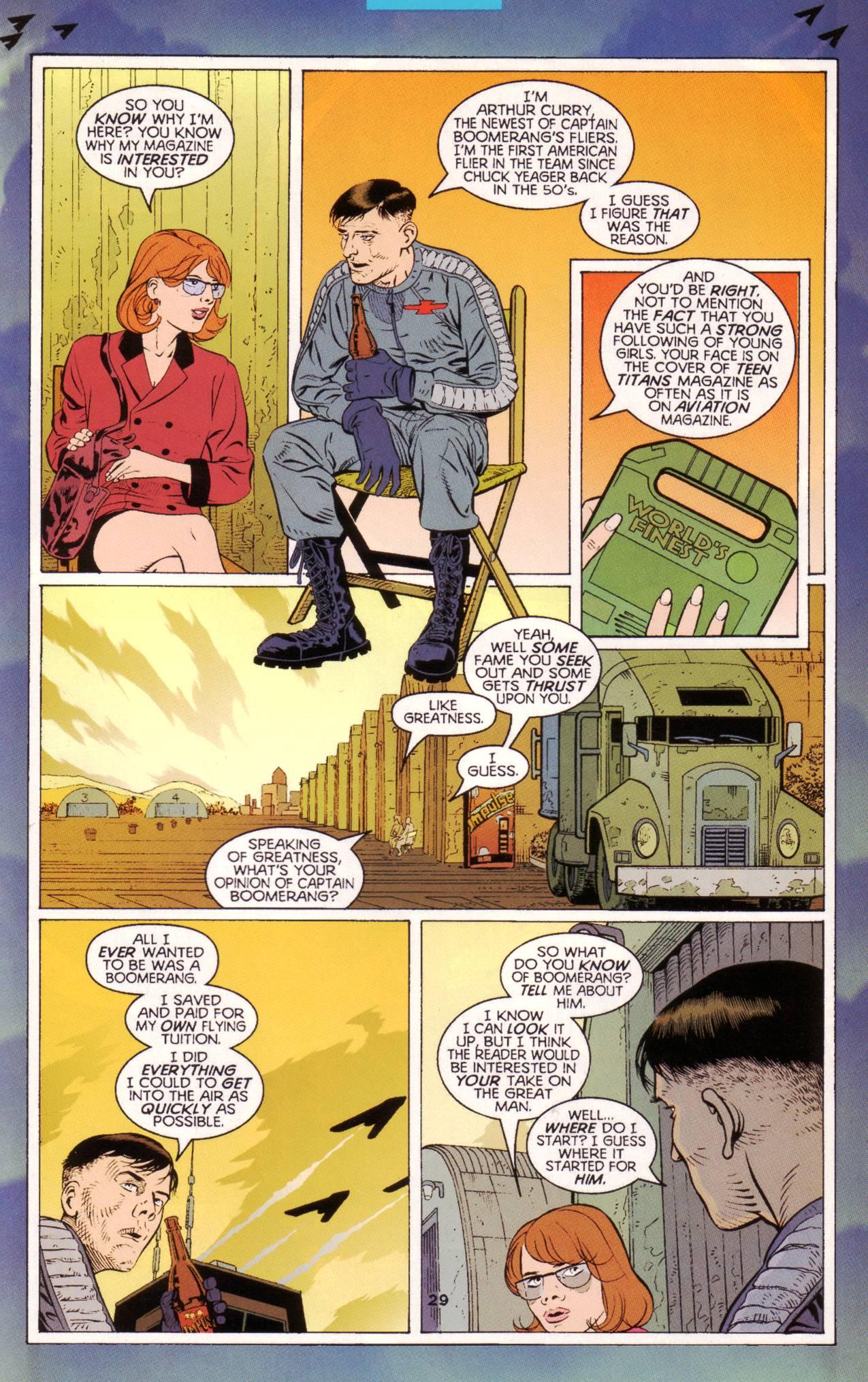 Read online Tangent Comics/ Green Lantern comic -  Issue # Full - 30