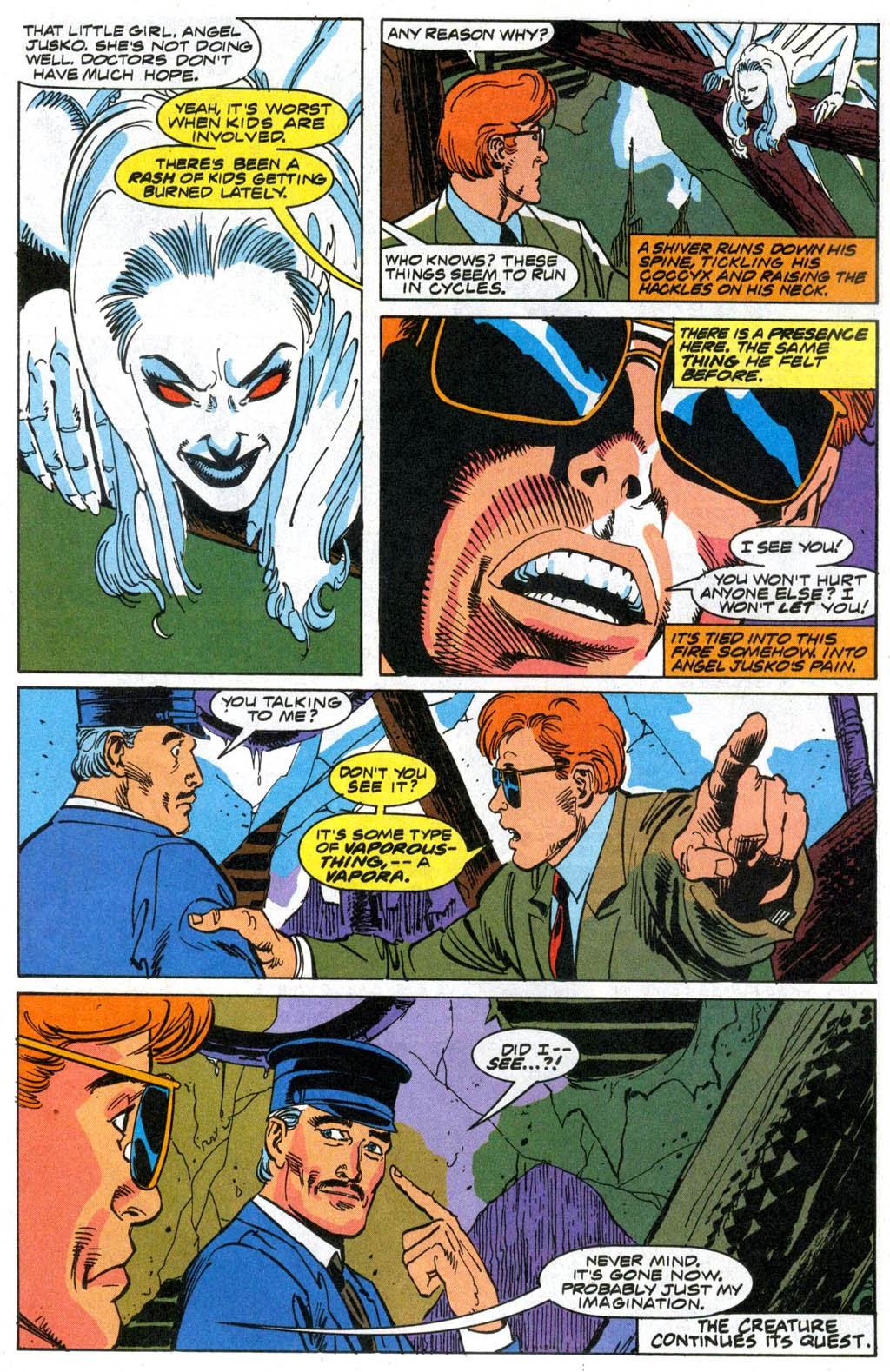 Read online Daredevil vs. Vapora comic -  Issue # Full - 8