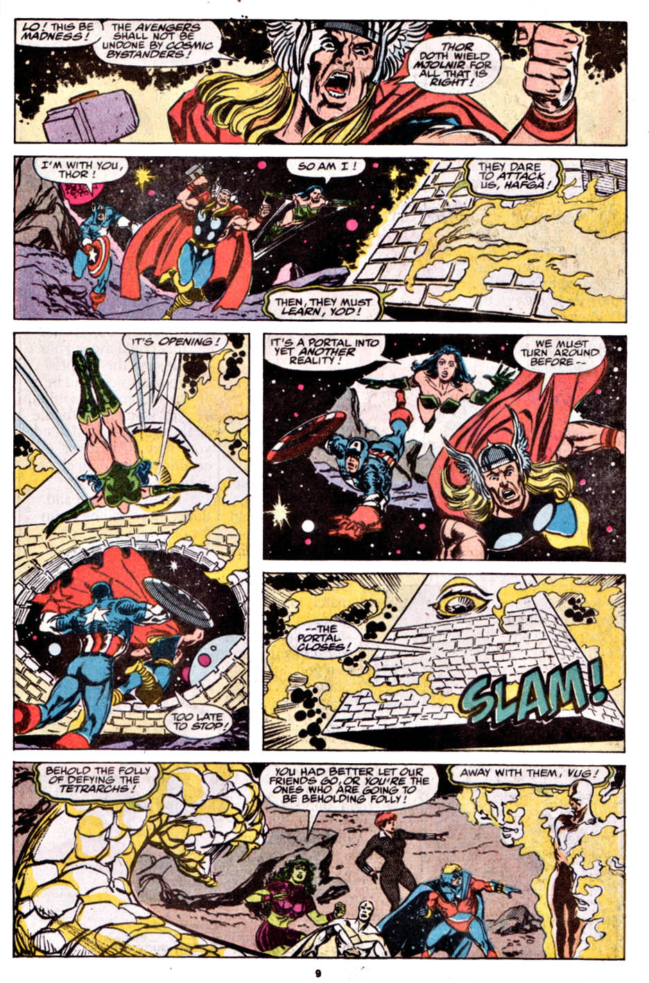 The Avengers (1963) 330 Page 7