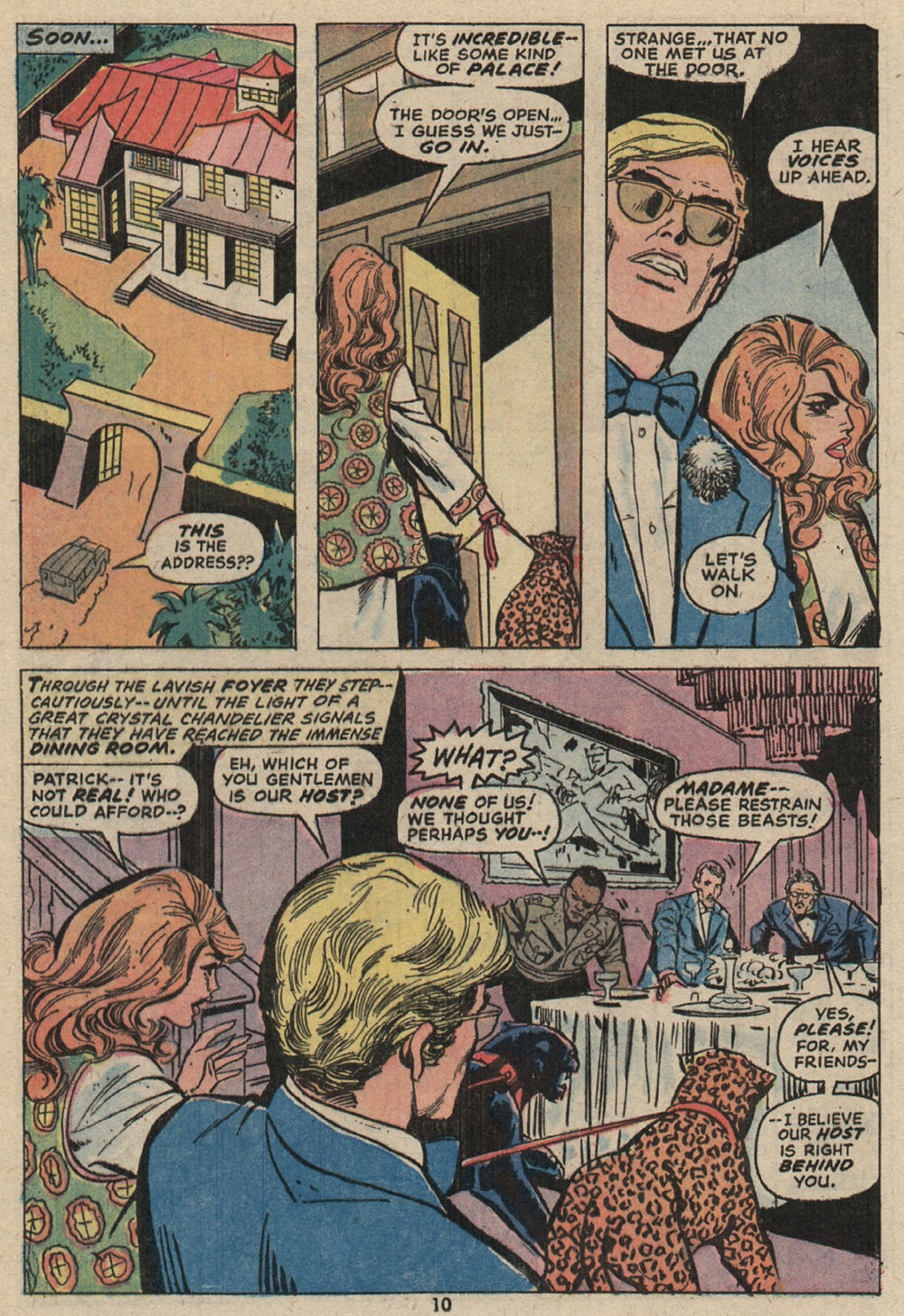 Read online Shanna, the She-Devil (1972) comic -  Issue #4 - 8