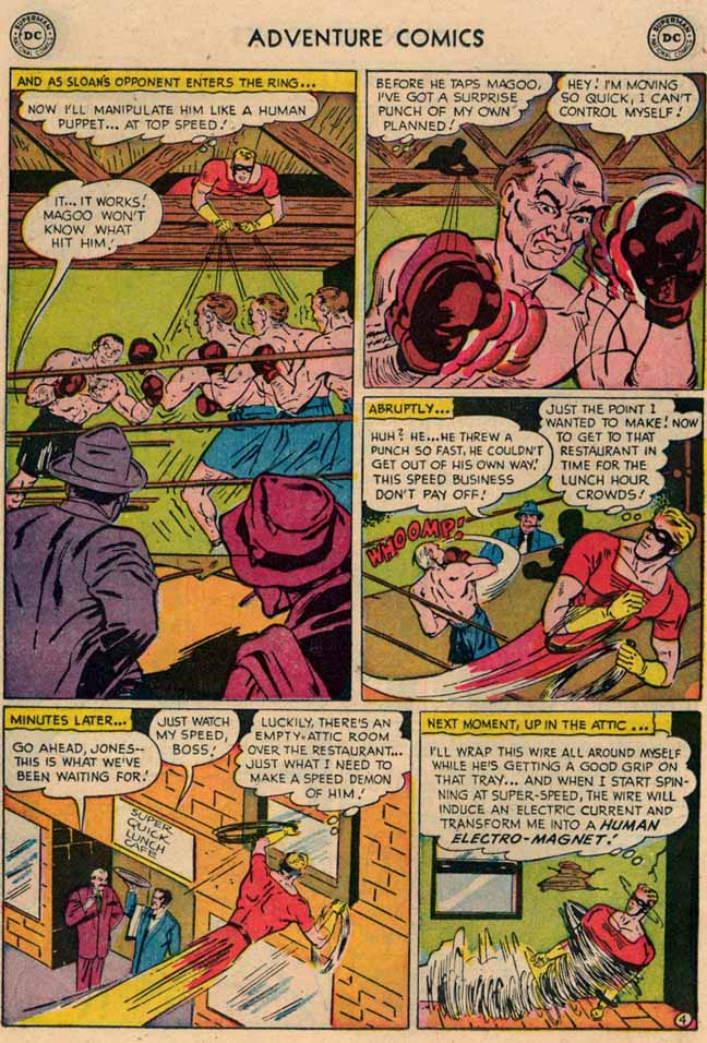 Read online Adventure Comics (1938) comic -  Issue #189 - 28