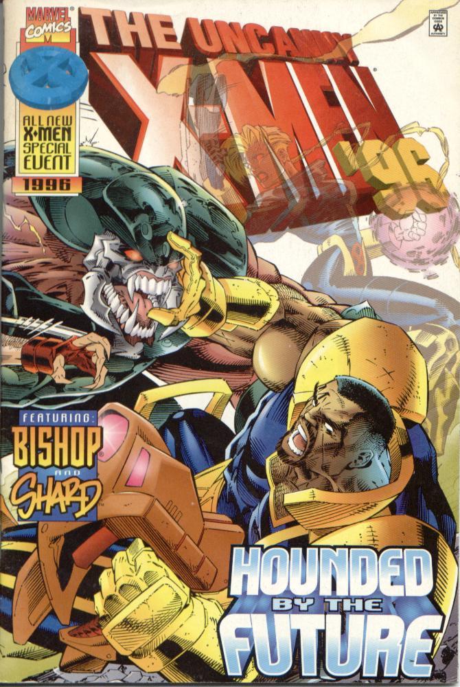 X-Men Annual 20 Page 1
