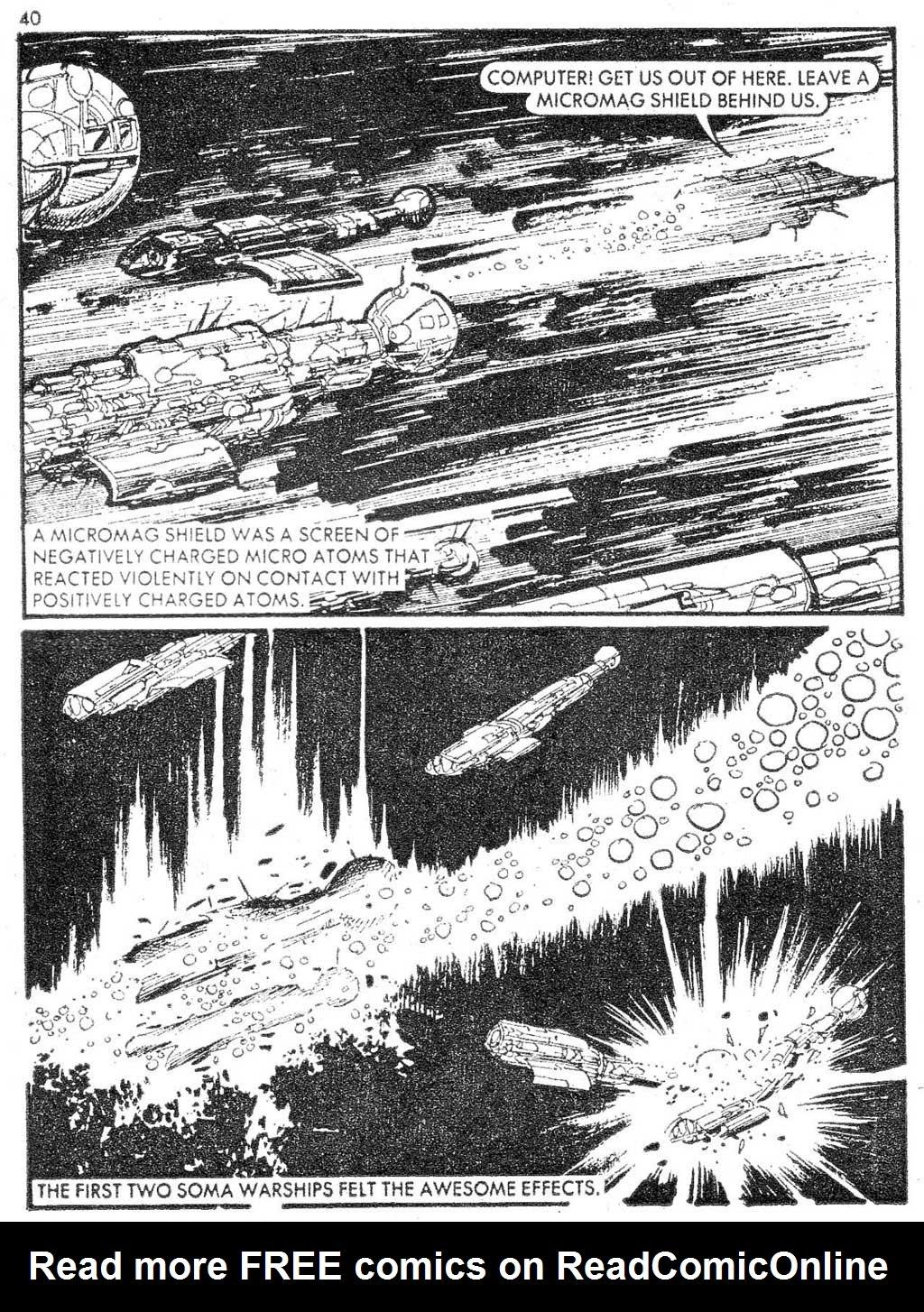 Starblazer issue 16 - Page 40