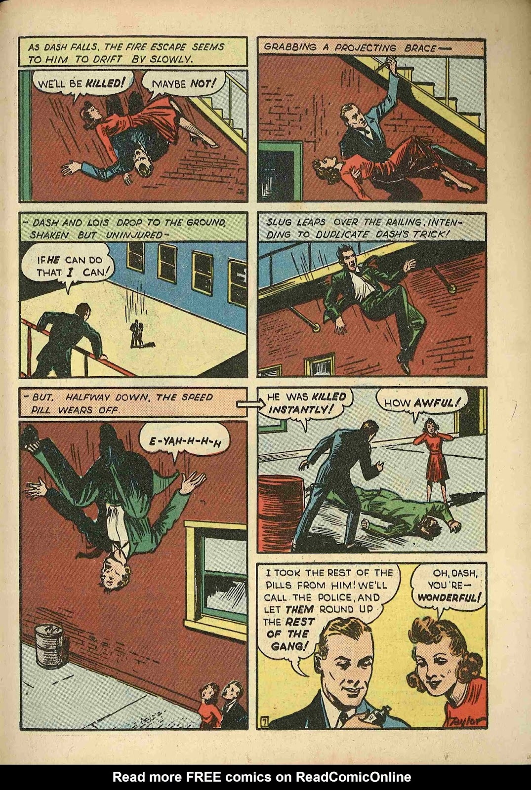 Stars and Stripes Comics issue 2 - Page 43