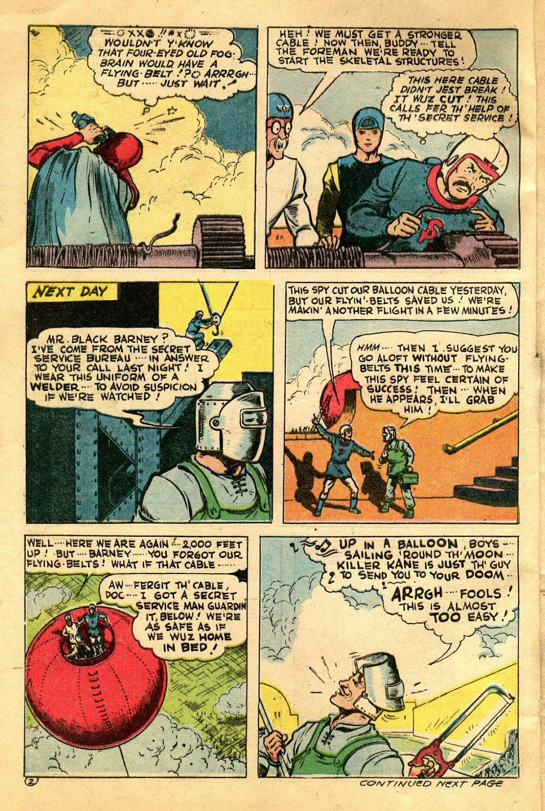 Read online Famous Funnies comic -  Issue #122 - 6
