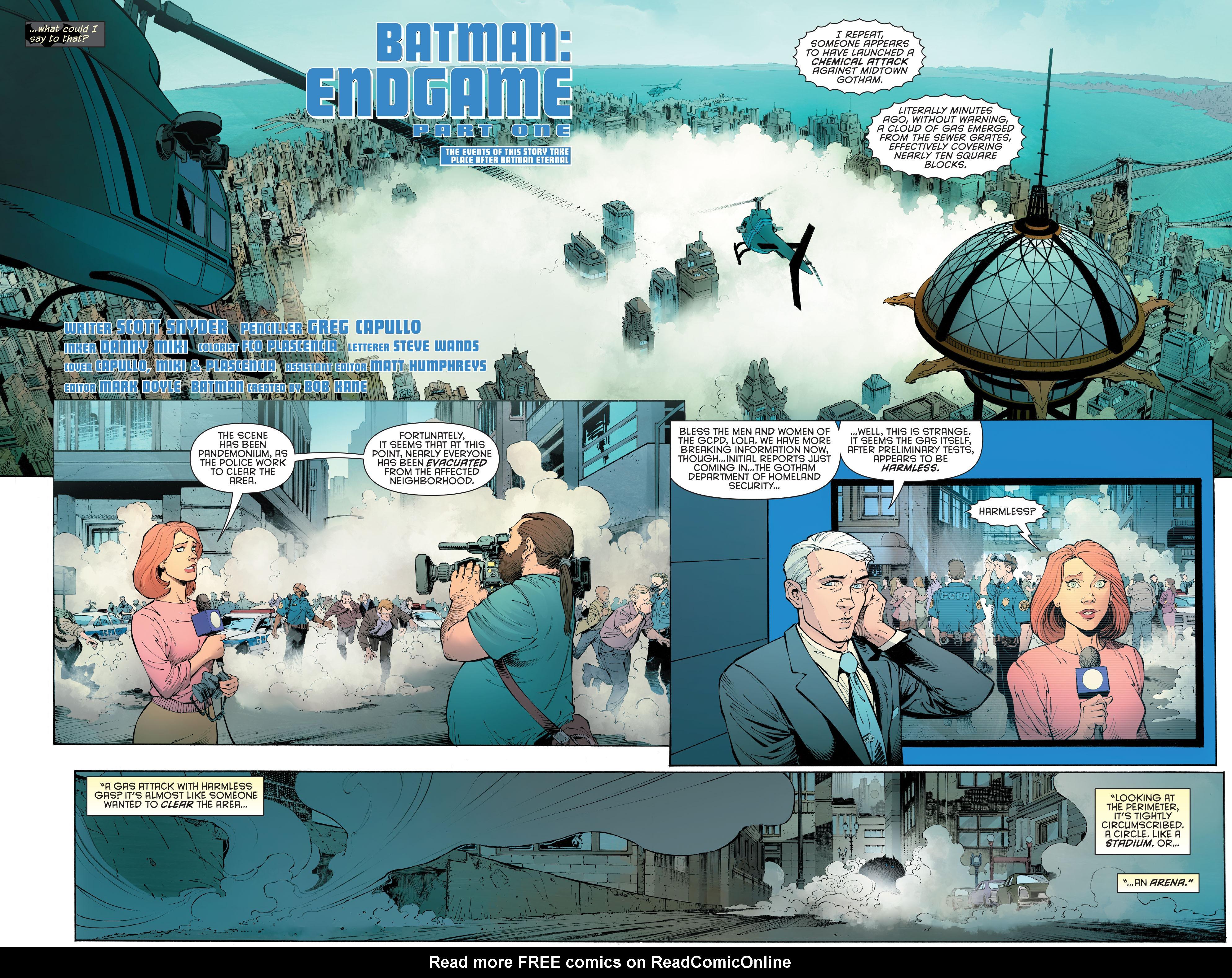 Read online Batman Endgame: Special Edition comic -  Issue #1 - 3