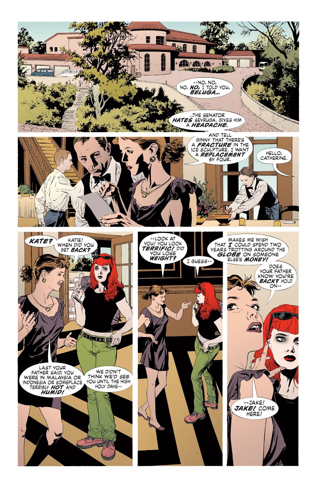 Read online Detective Comics (1937) comic -  Issue # _TPB Batwoman – Elegy (New Edition) (Part 2) - 30