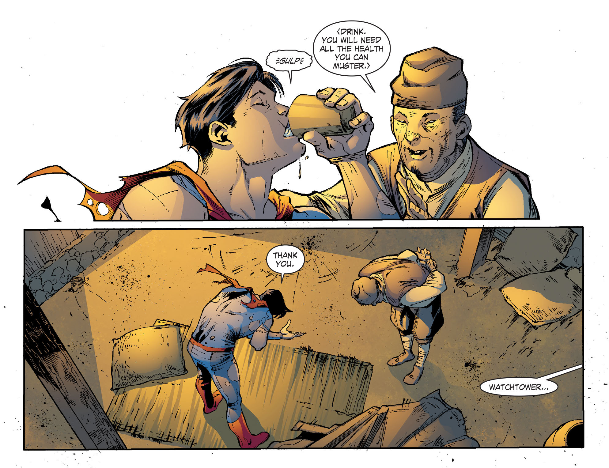 Read online Smallville: Continuity comic -  Issue #1 - 18