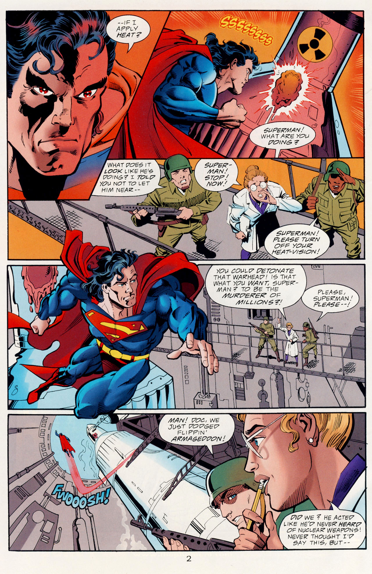 Read online Action Comics (1938) comic -  Issue #723 - 4