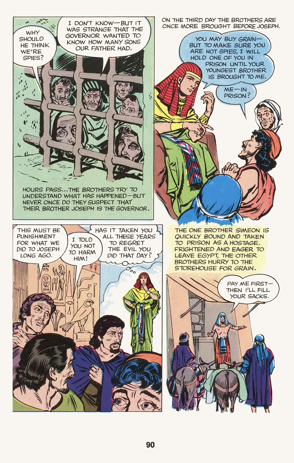 The Picture Bible issue TPB (Part 1) - Page 92