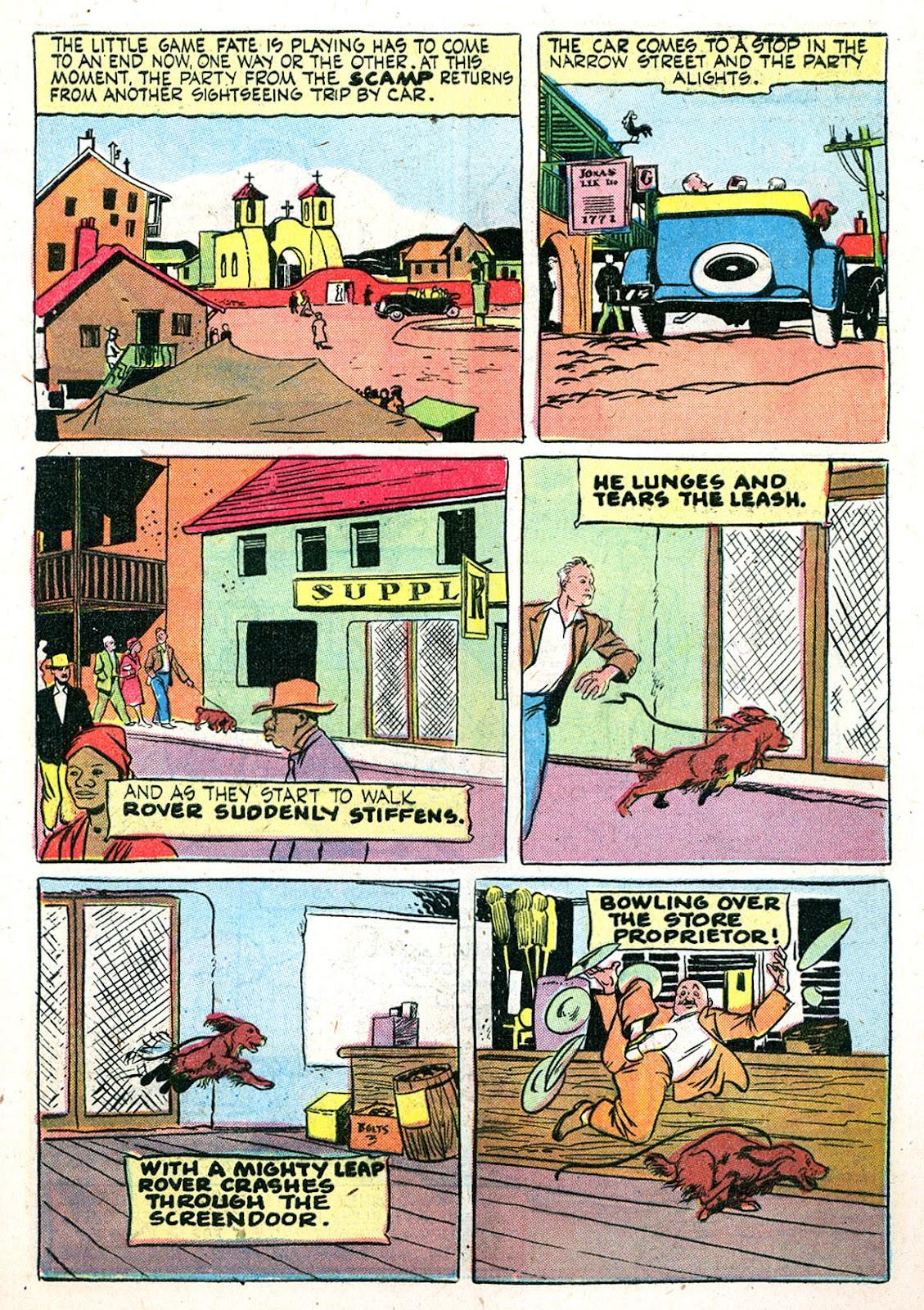 Read online Animal Comics comic -  Issue #29 - 11