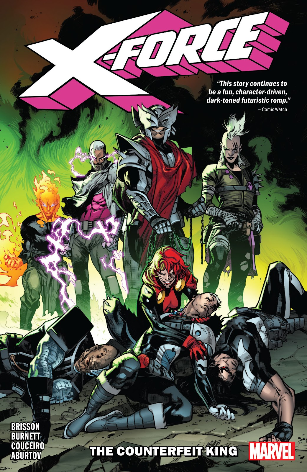 X-Force (2019) issue _TPB_2 - Page 1