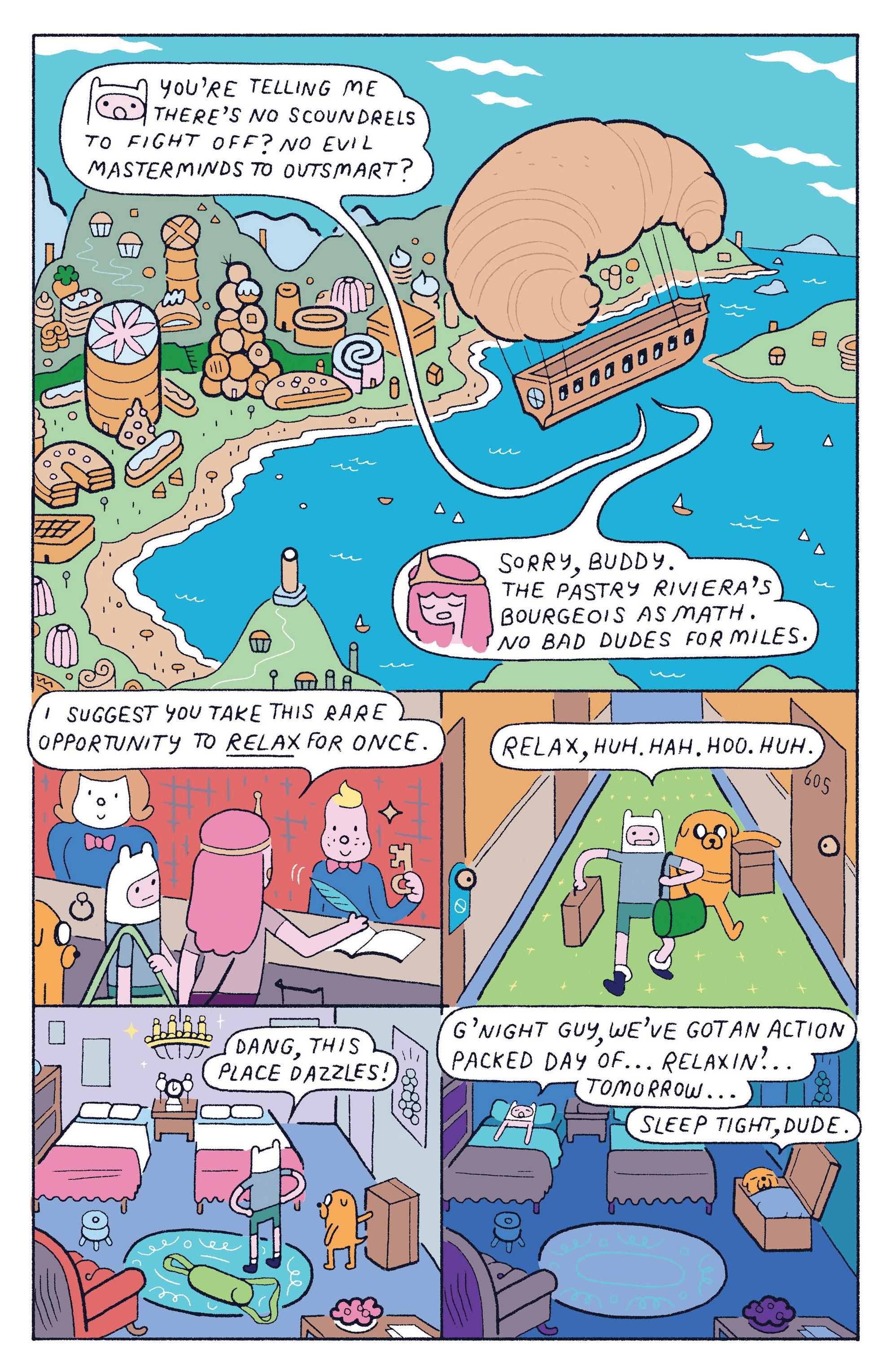 Read online Adventure Time Comics comic -  Issue #2 - 16
