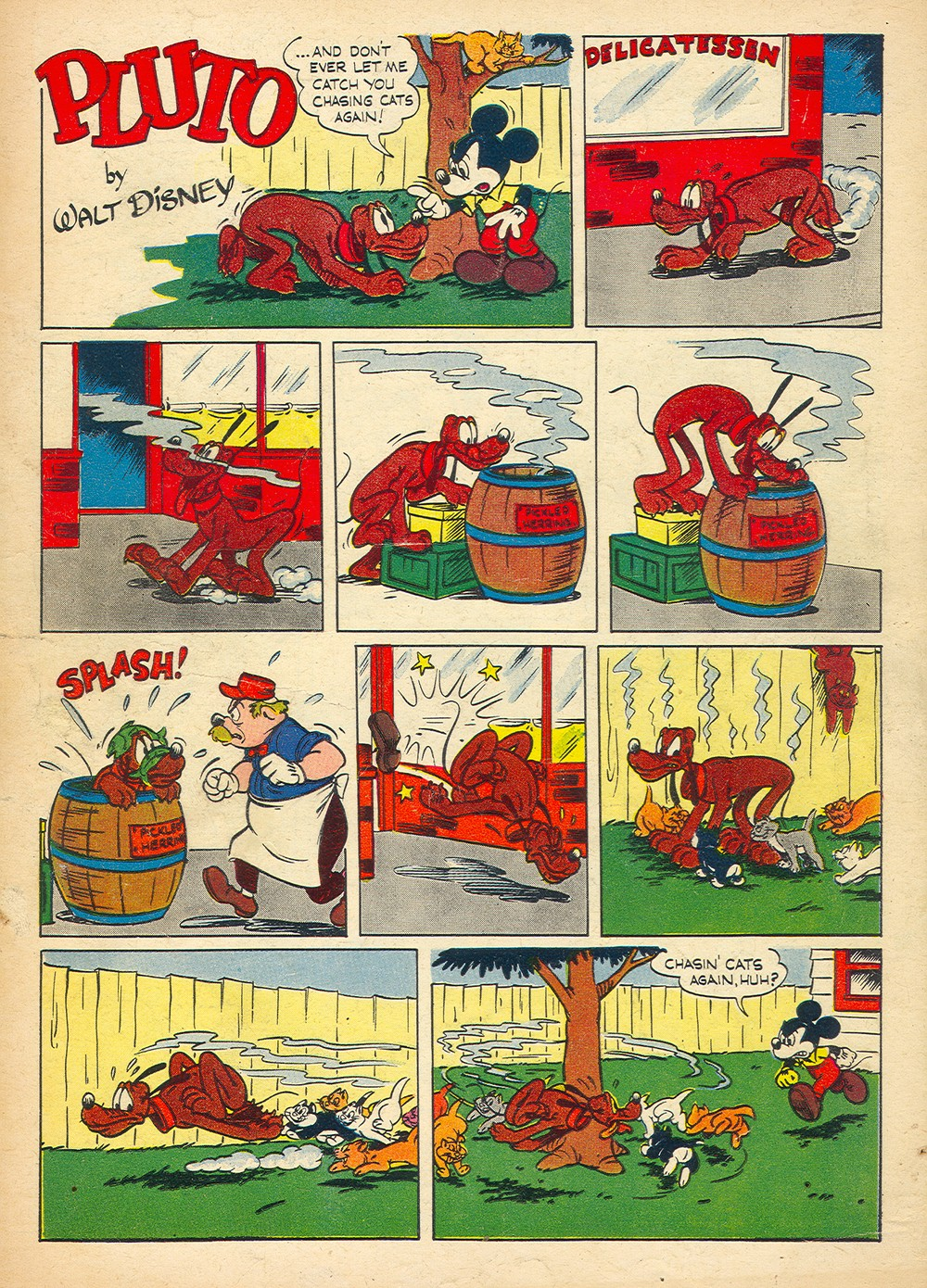 Four Color Comics issue 595 - Page 36