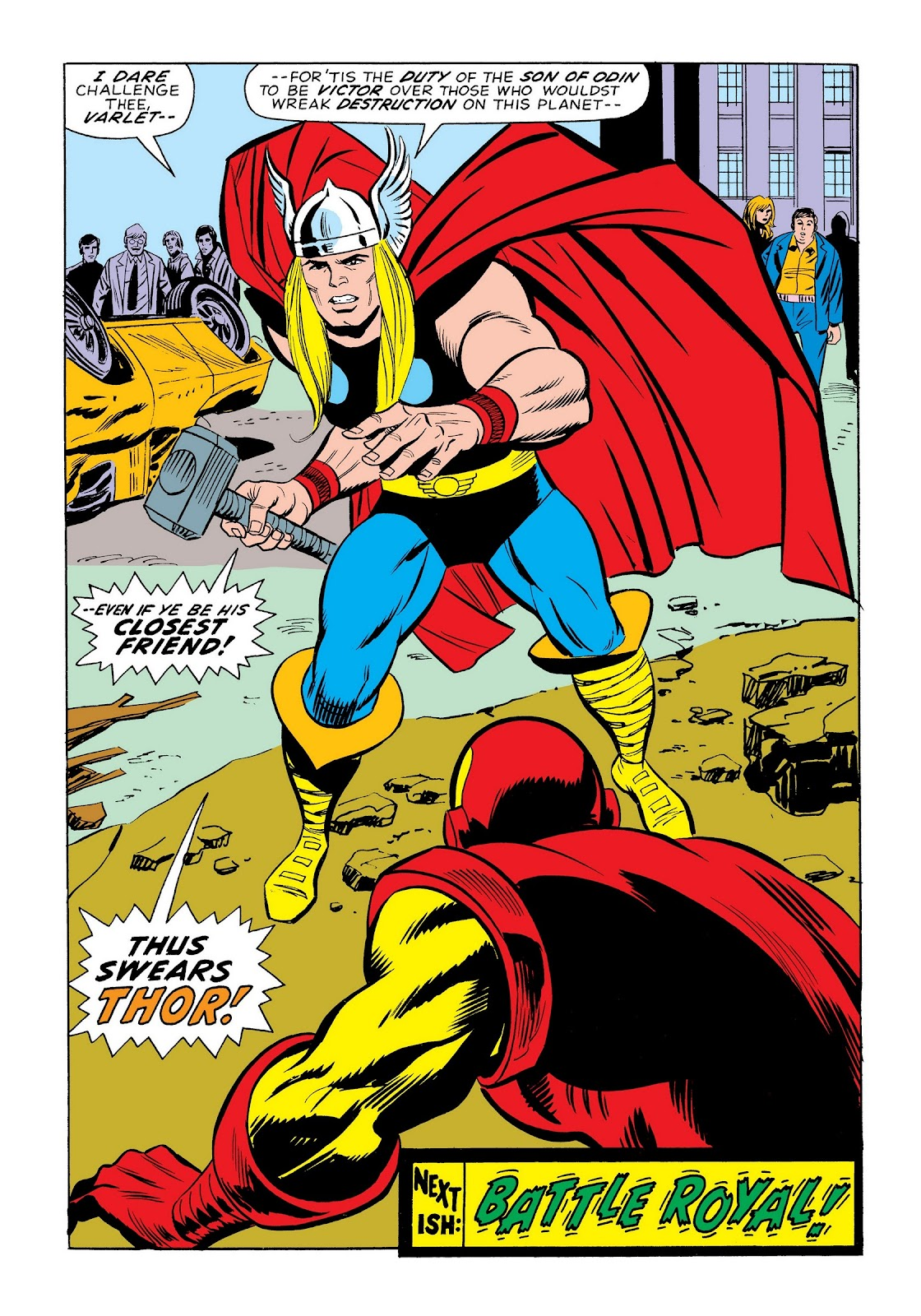 Read online Marvel Masterworks: The Invincible Iron Man comic -  Issue # TPB 9 (Part 3) - 52
