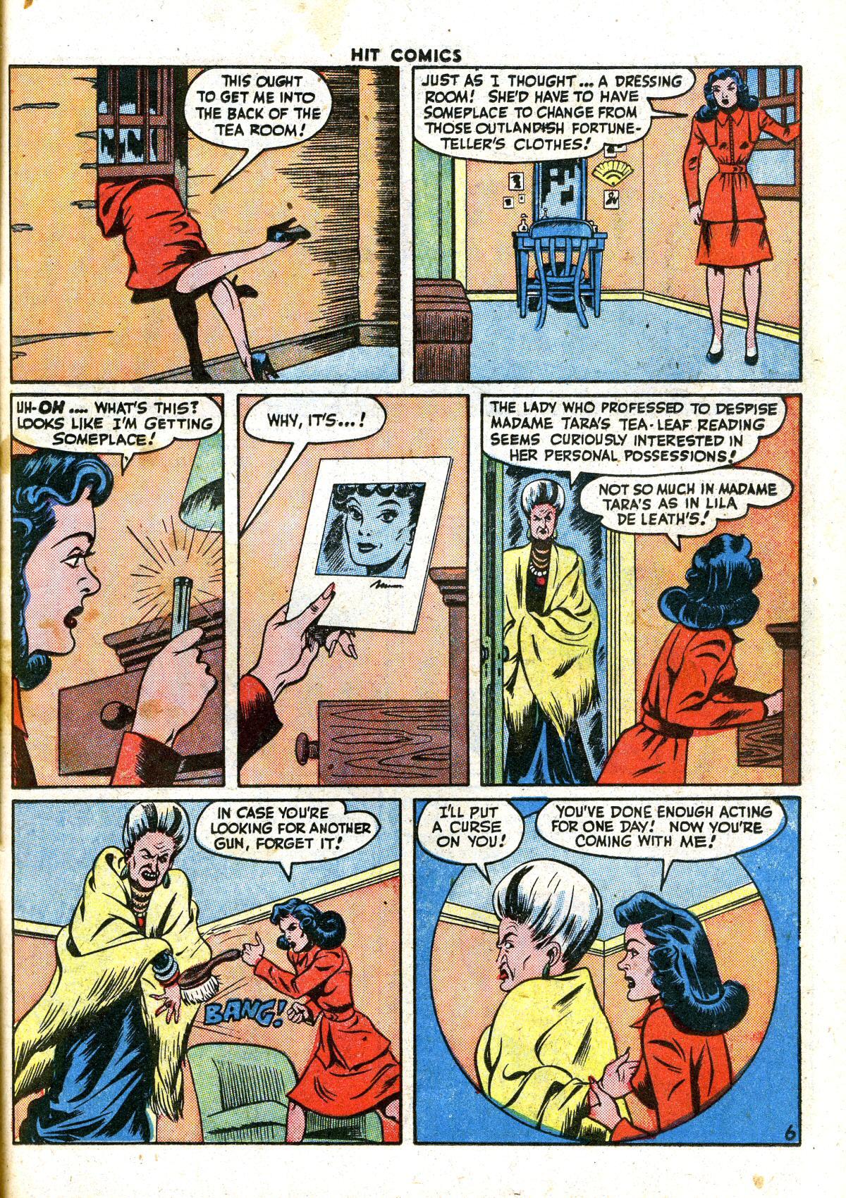 Read online Hit Comics comic -  Issue #41 - 35