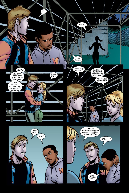 Read online Machine Teen comic -  Issue #4 - 19