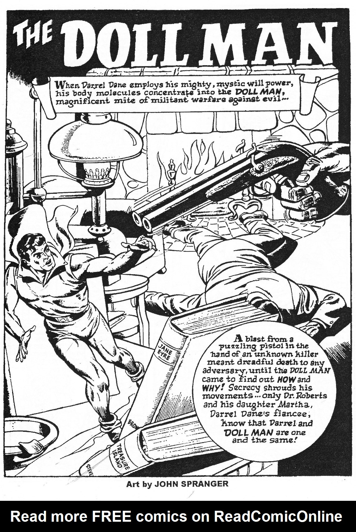 Read online Men of Mystery Comics comic -  Issue #62 - 3
