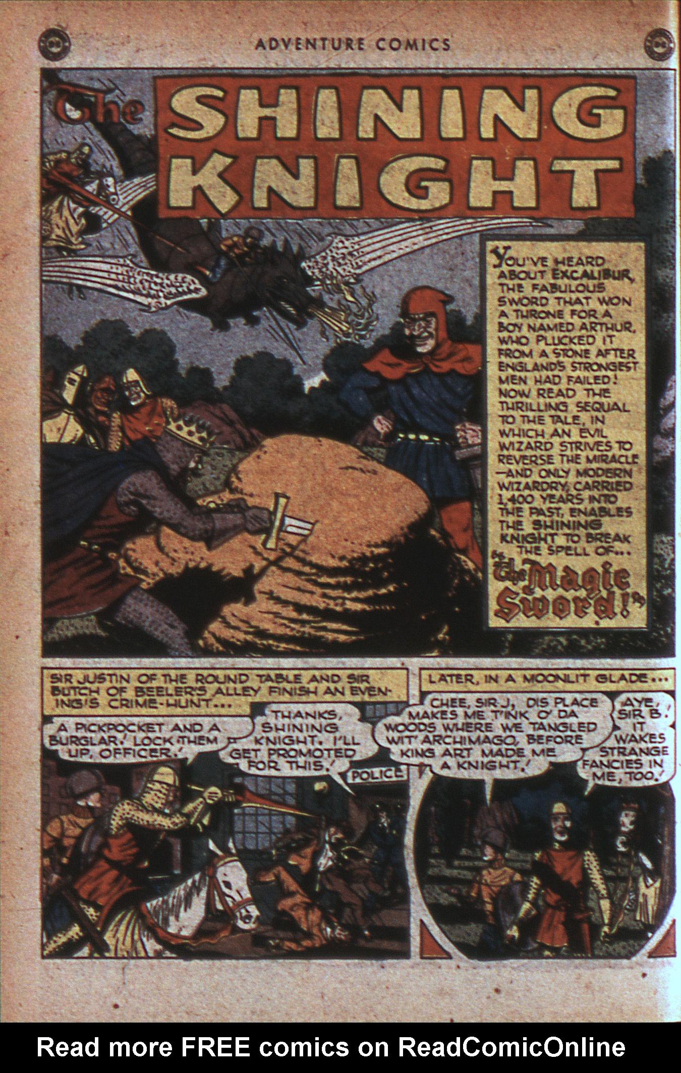 Read online Adventure Comics (1938) comic -  Issue #124 - 15