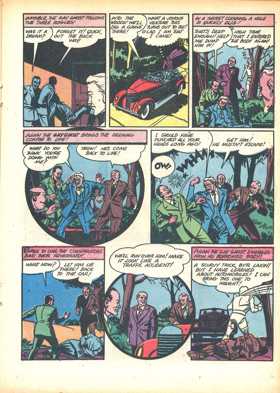 Read online Sensation (Mystery) Comics comic -  Issue #13 - 31