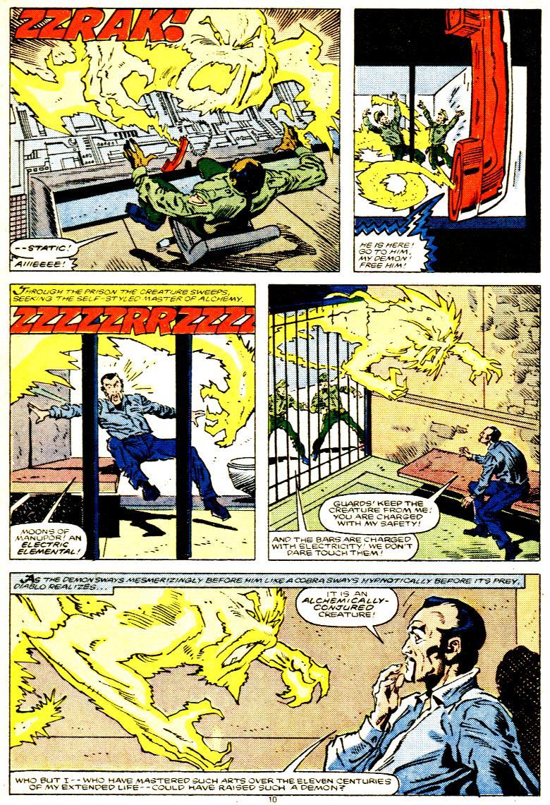 Read online Alpha Flight (1983) comic -  Issue # _Annual 1 - 11