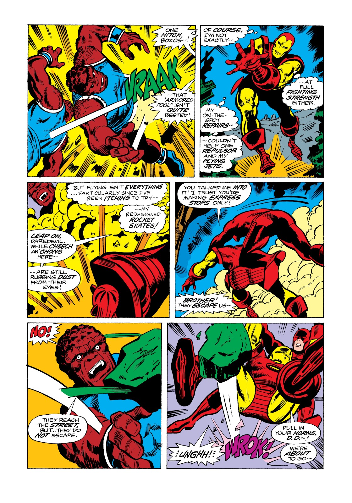 Read online Marvel Masterworks: The Invincible Iron Man comic -  Issue # TPB 11 (Part 2) - 87