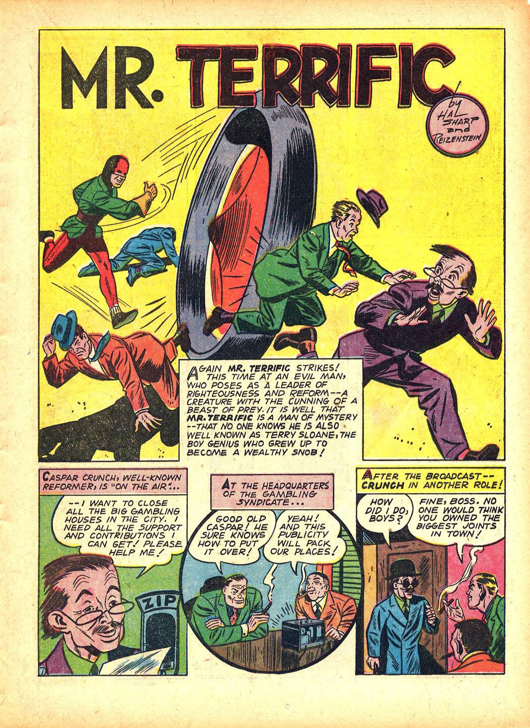 Read online Sensation (Mystery) Comics comic -  Issue #5 - 25