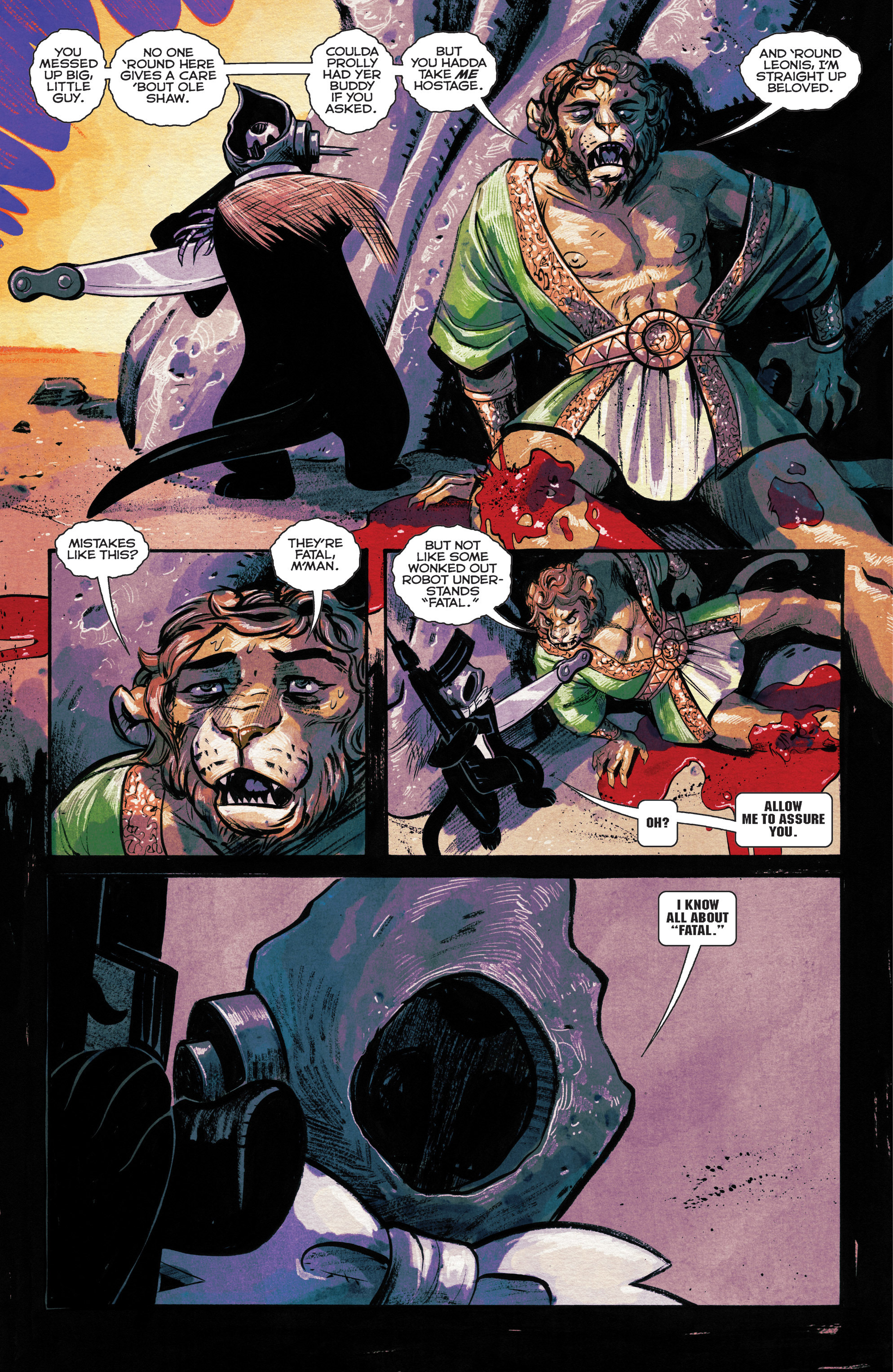 Read online Shutter comic -  Issue #16 - 4