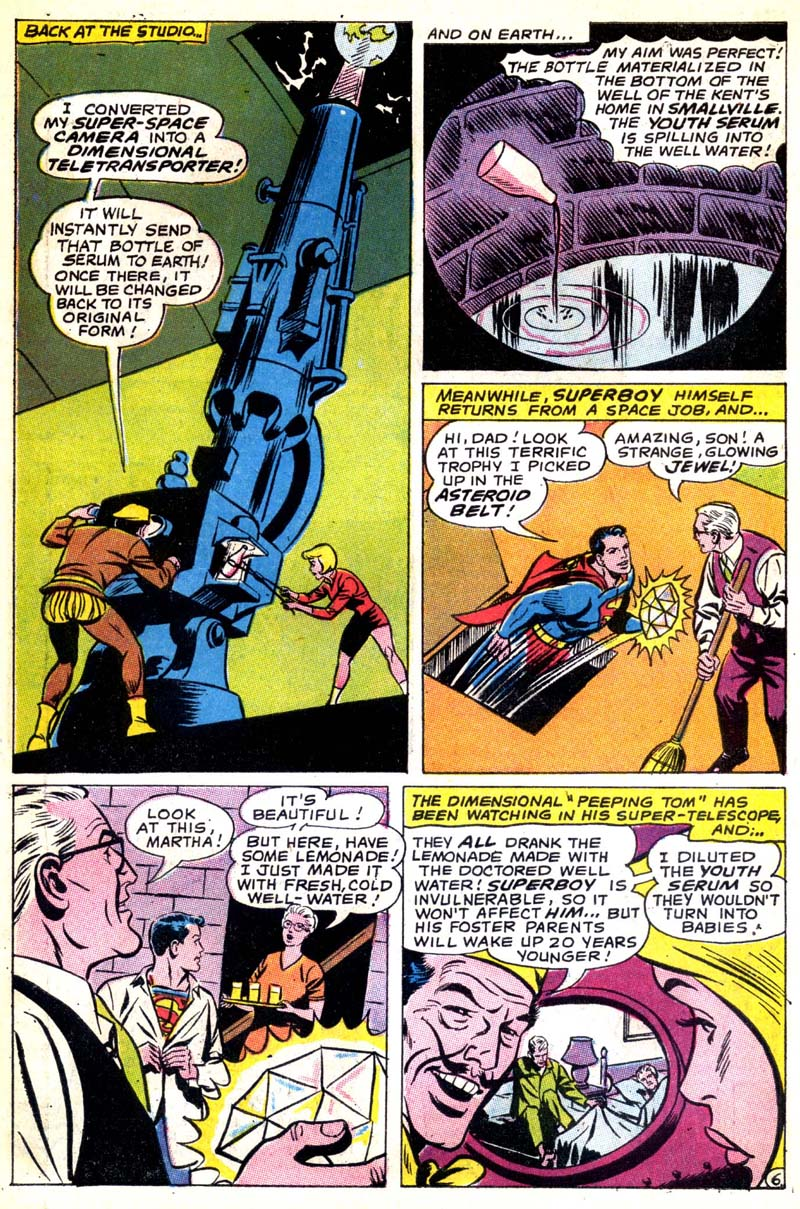 Superboy (1949) issue 145 - Page 7