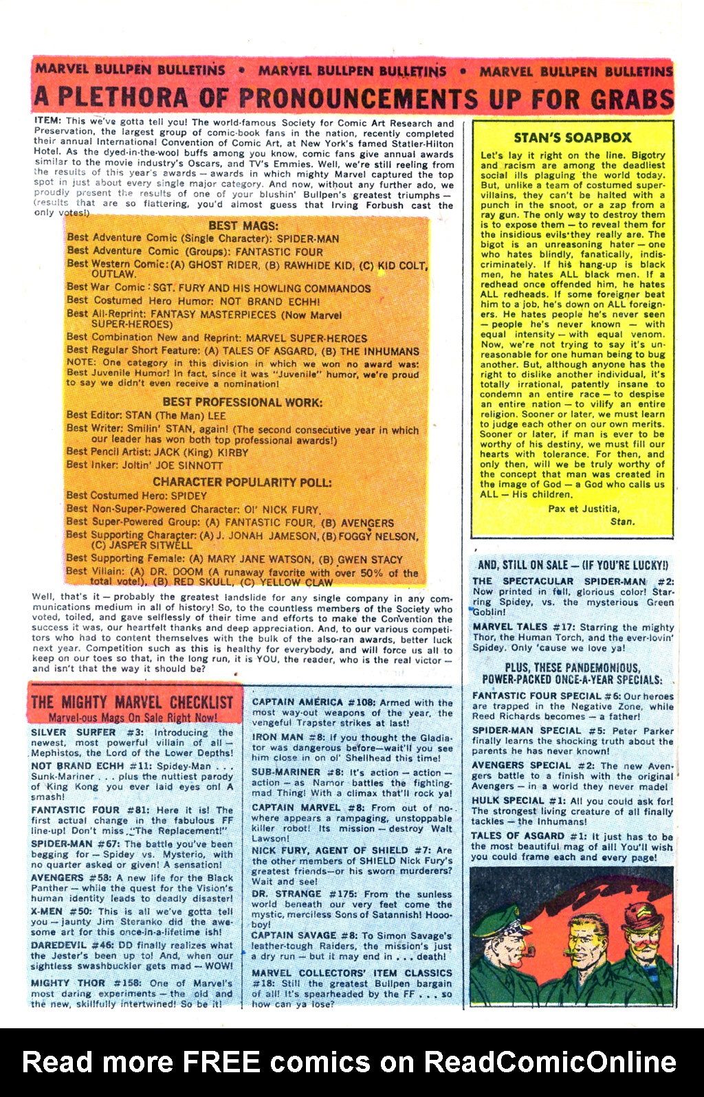 Read online Sgt. Fury comic -  Issue #60 - 30