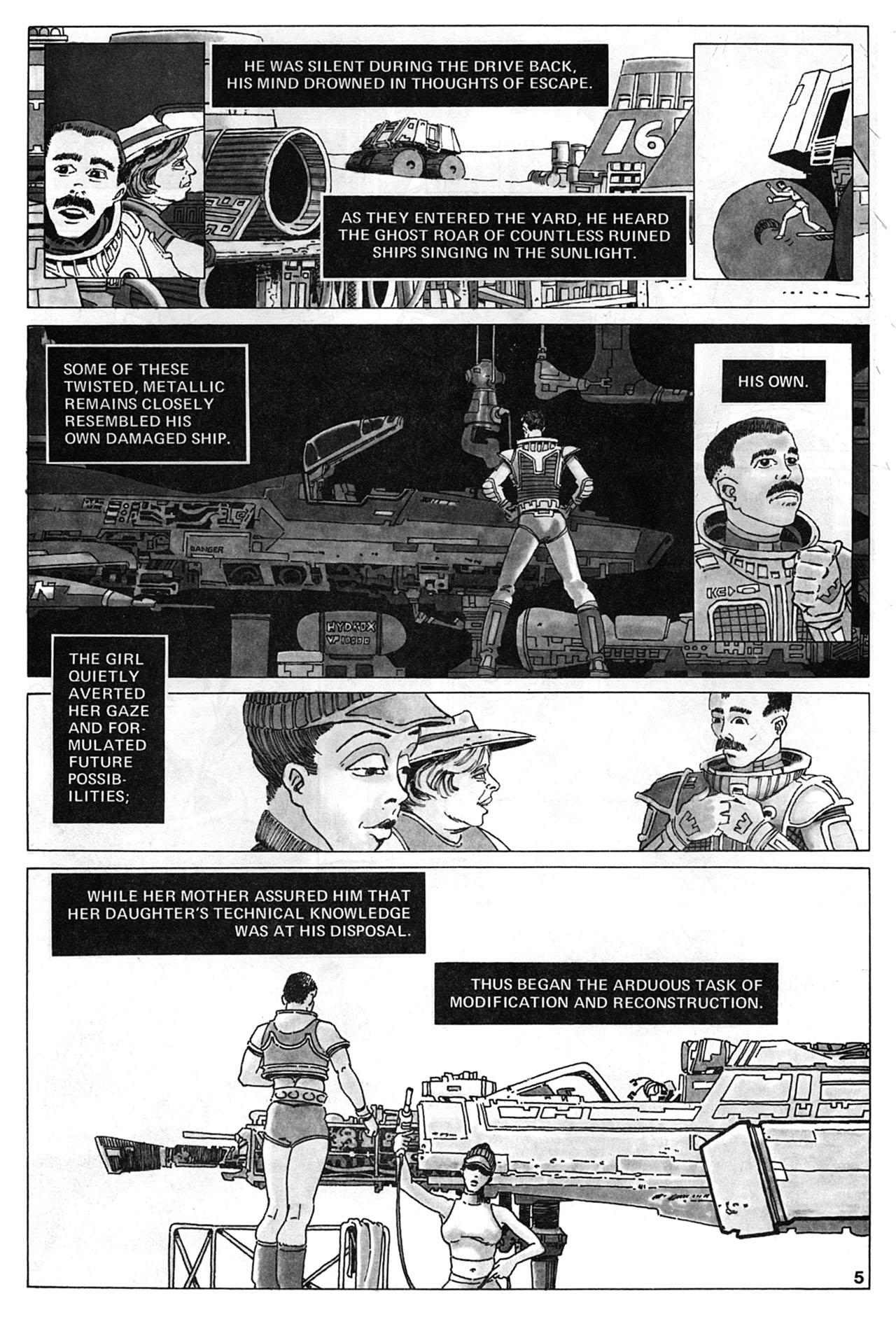 Read online Star*Reach comic -  Issue #16 - 23