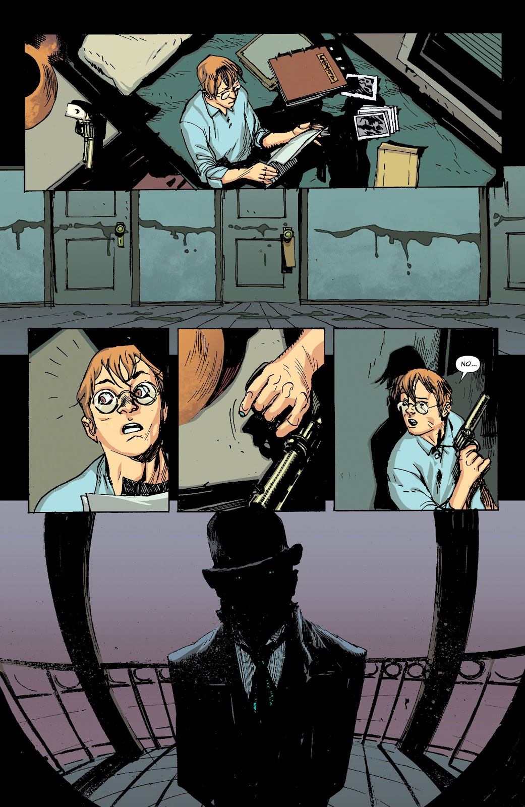 American Vampire issue 34 - Page 14