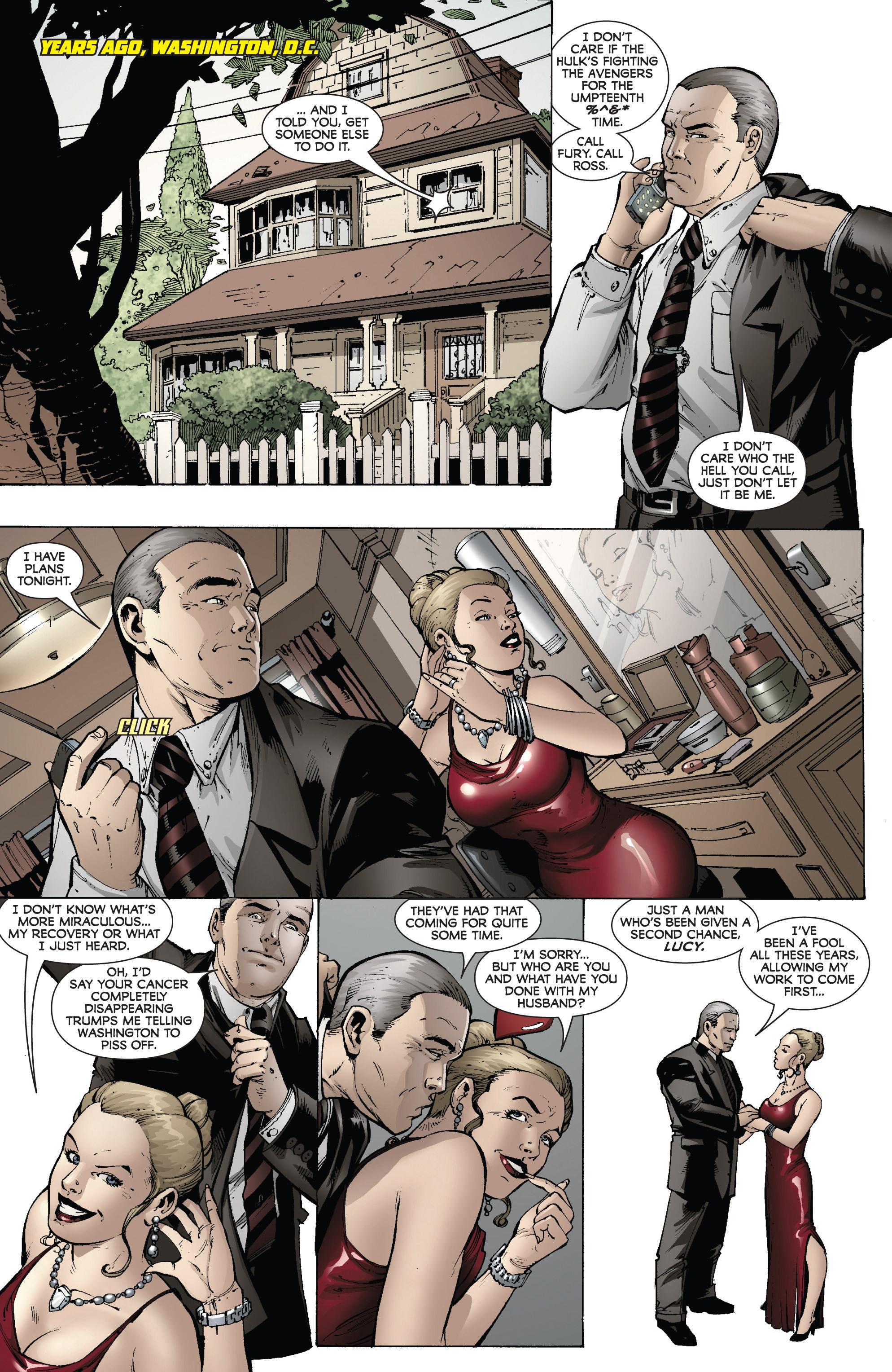 Read online World War Hulk: Gamma Corps comic -  Issue #3 - 11
